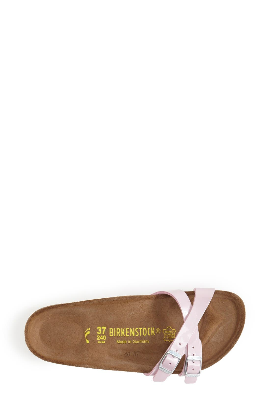 Alternate Image 3  - Birkenstock 'Almere' Slide Sandal (Women)