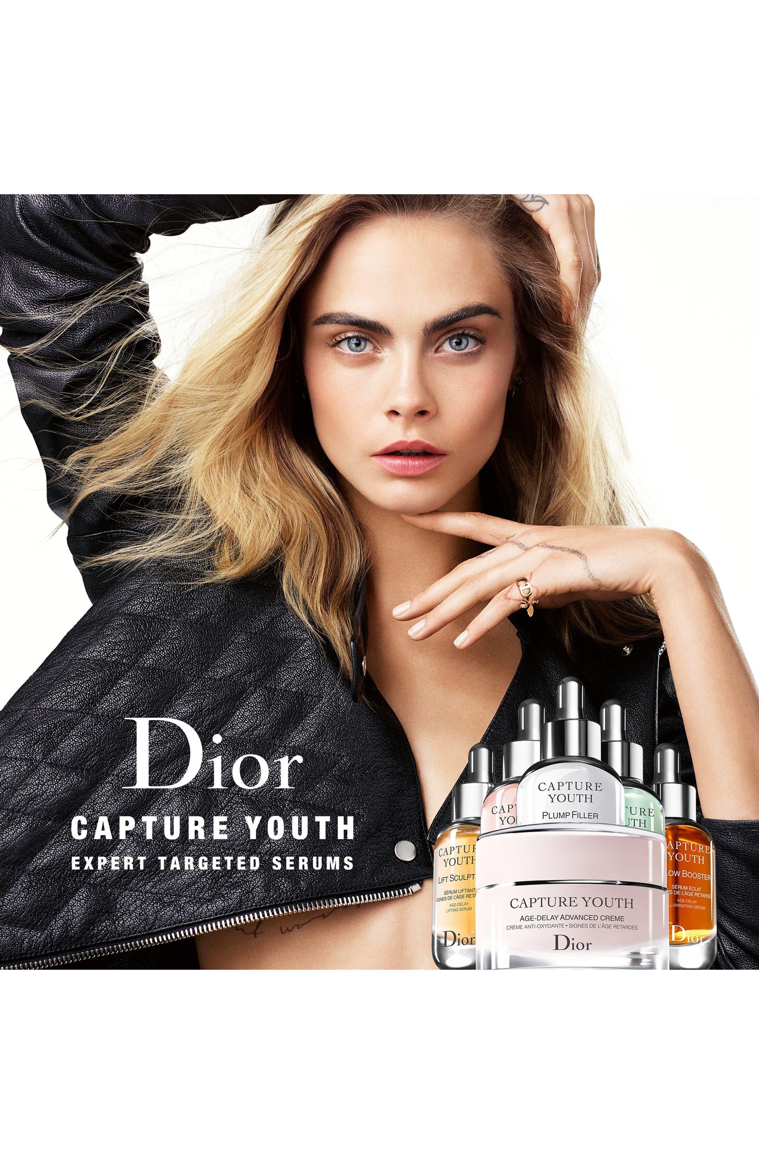 Alternate Image 2  - Dior Capture Youth Matte Maximizer Age-Delay Mattifying Serum