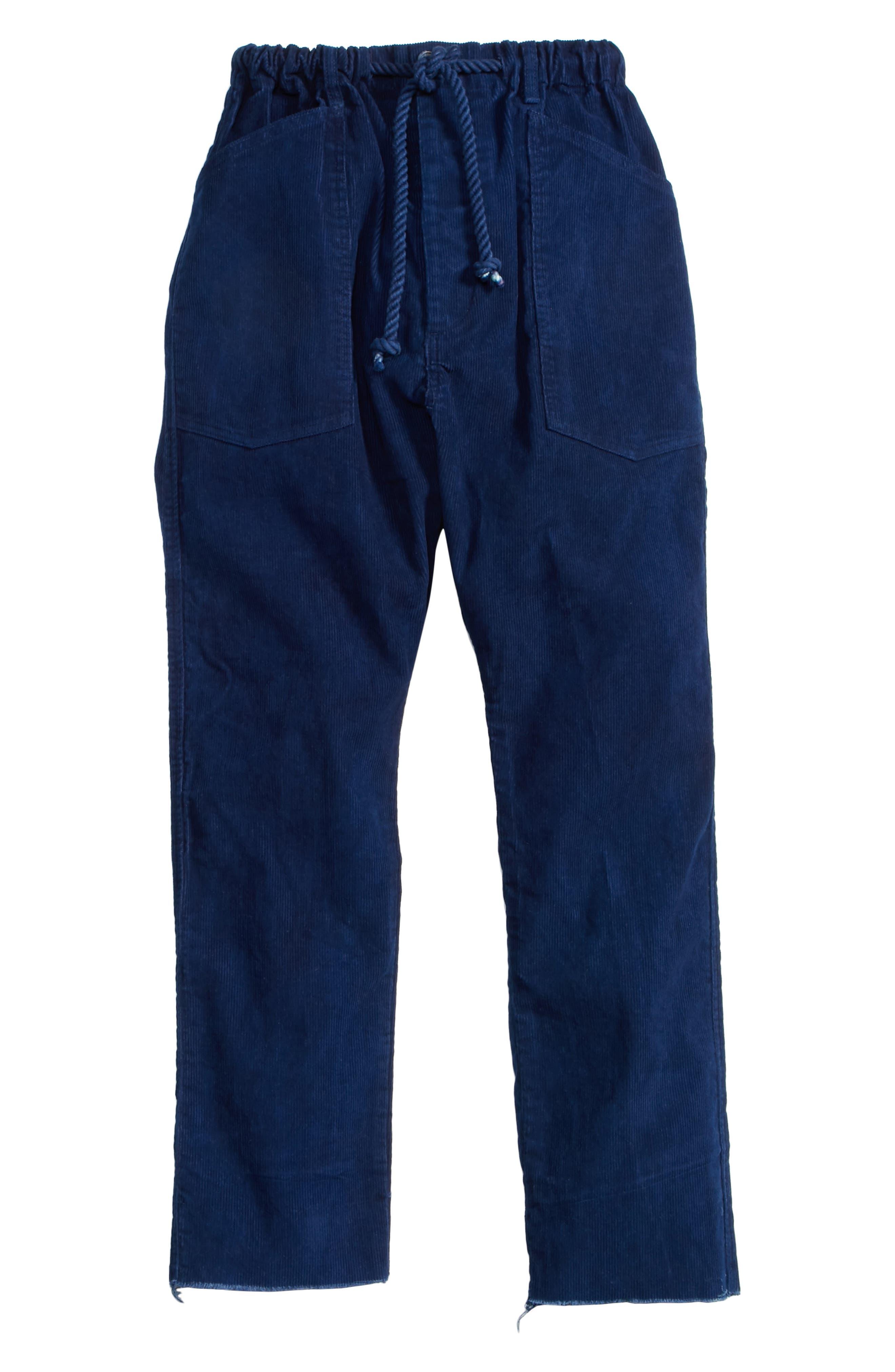 Main Image - Dr. Collectors P23 GI Drop Crotch Corduroy Pants