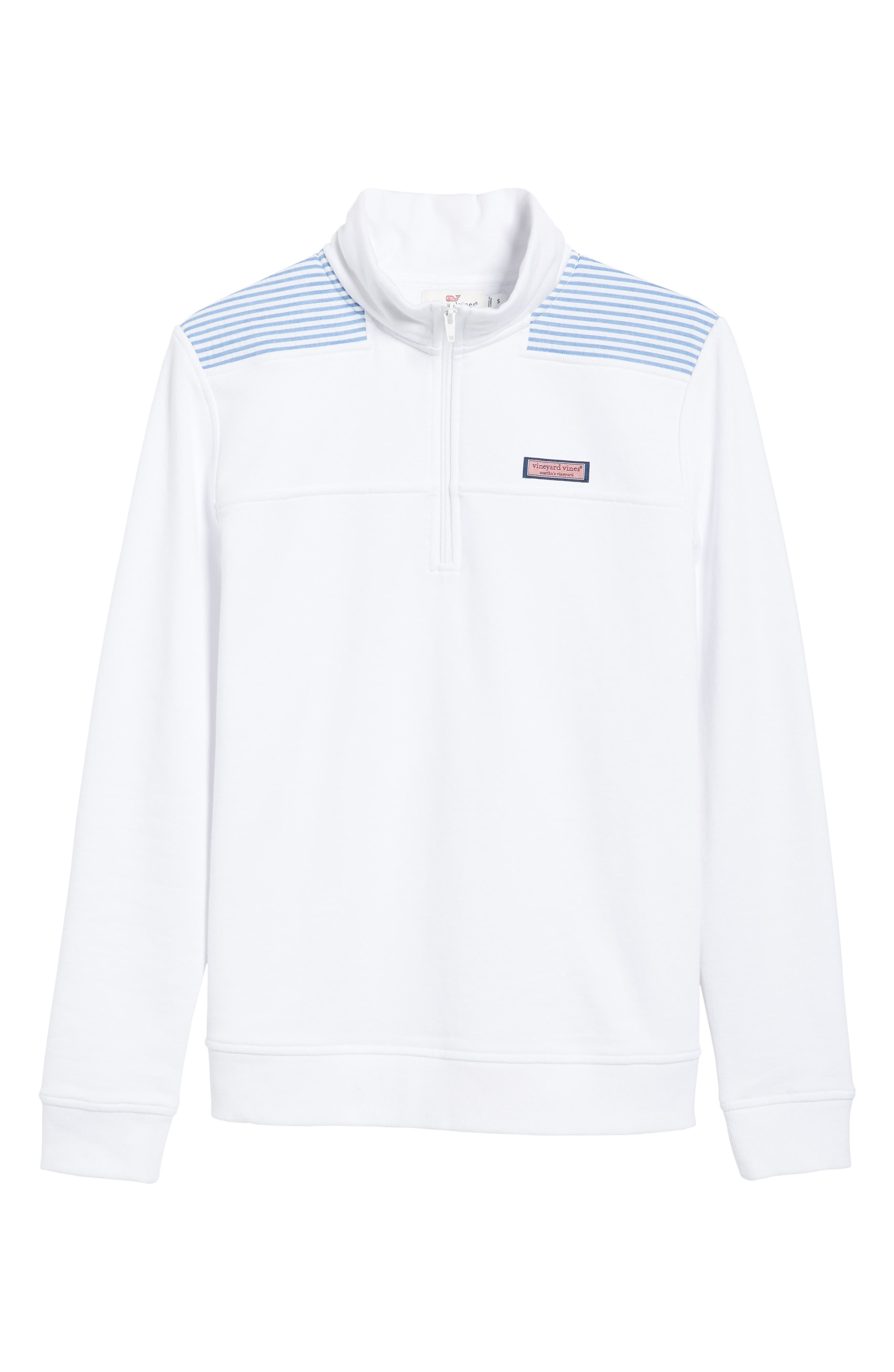 Alternate Image 6  - vineyard vines Shep Quarter Zip Pullover