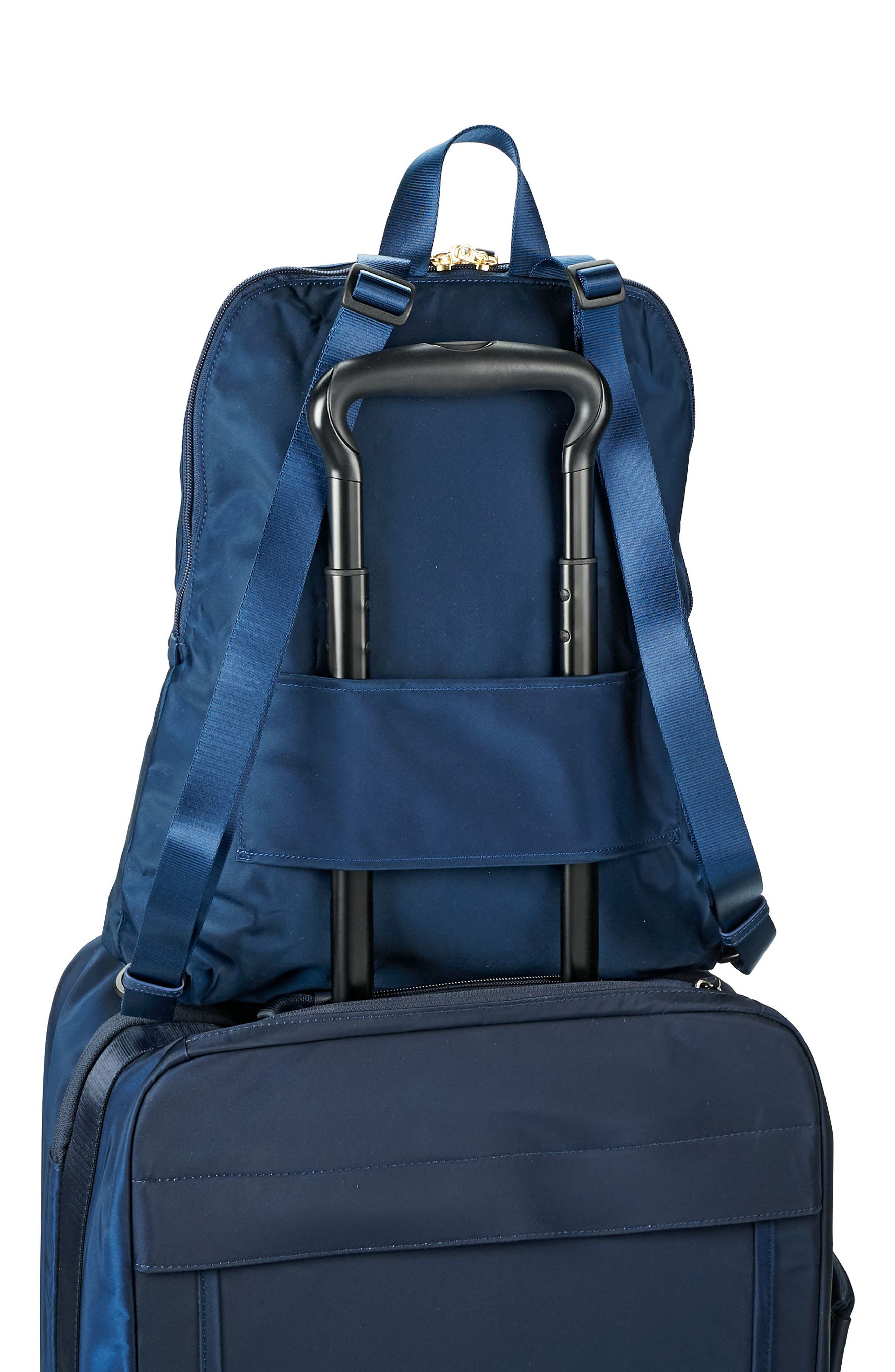 Just in Case<sup>®</sup> Back-Up Tavel Bag,                             Alternate thumbnail 6, color,                             Ocean Blue