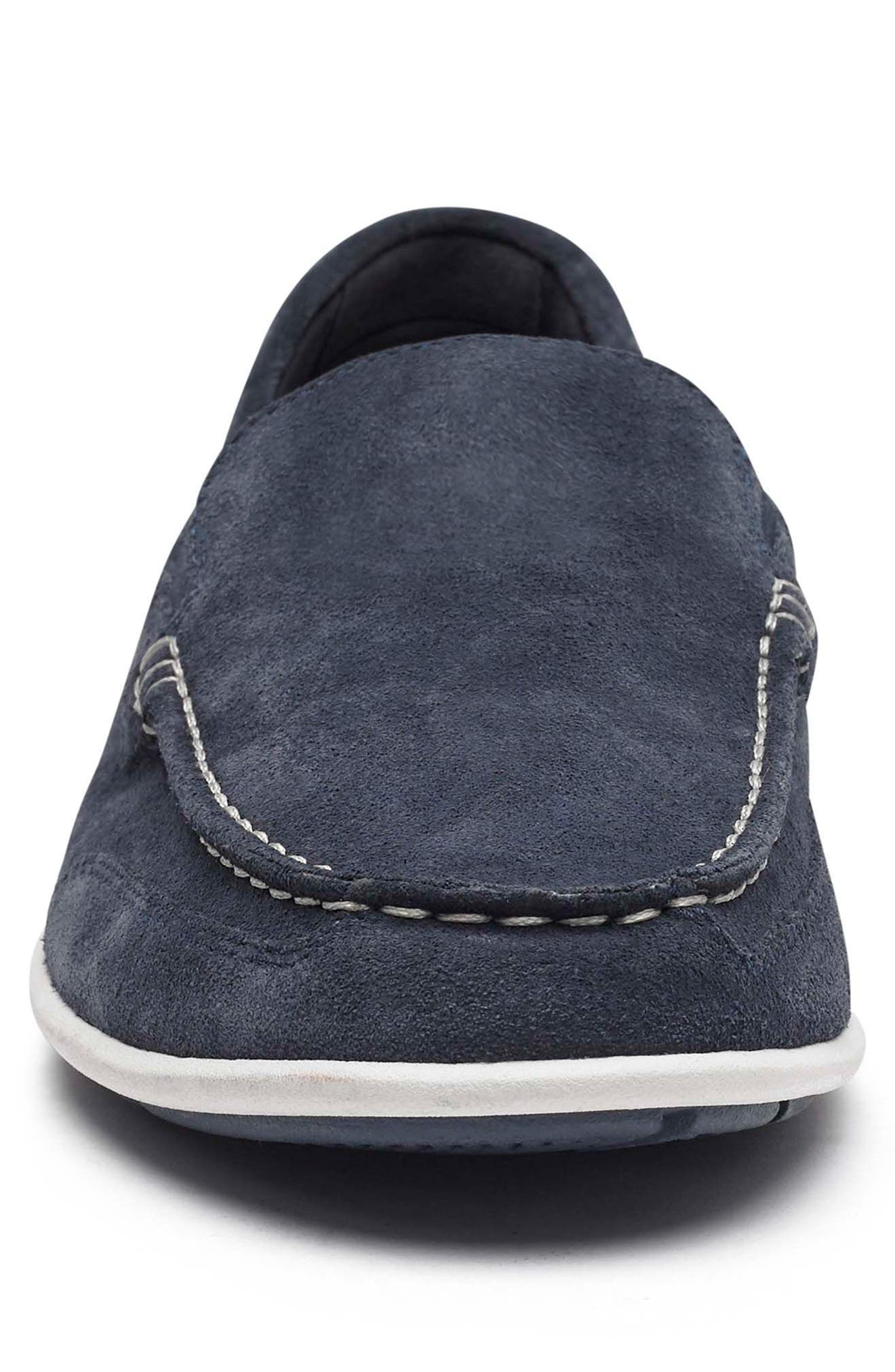 Alternate Image 4  - Rockport Bennett Lane Slip-On (Men)