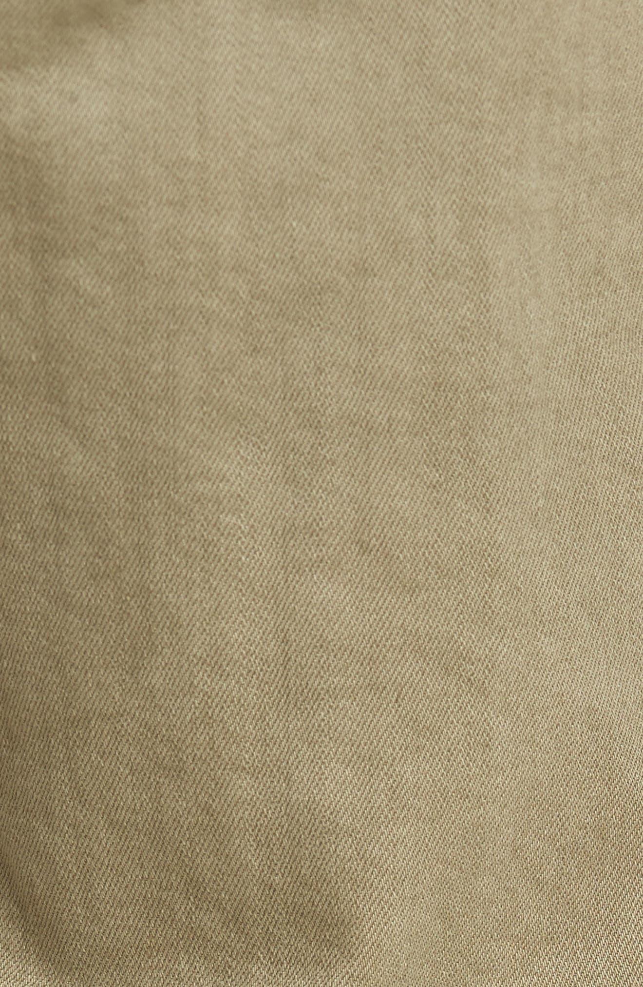 Alternate Image 5  - AG Tellis Slim Fit Jeans (7 Years Dry Cypress)