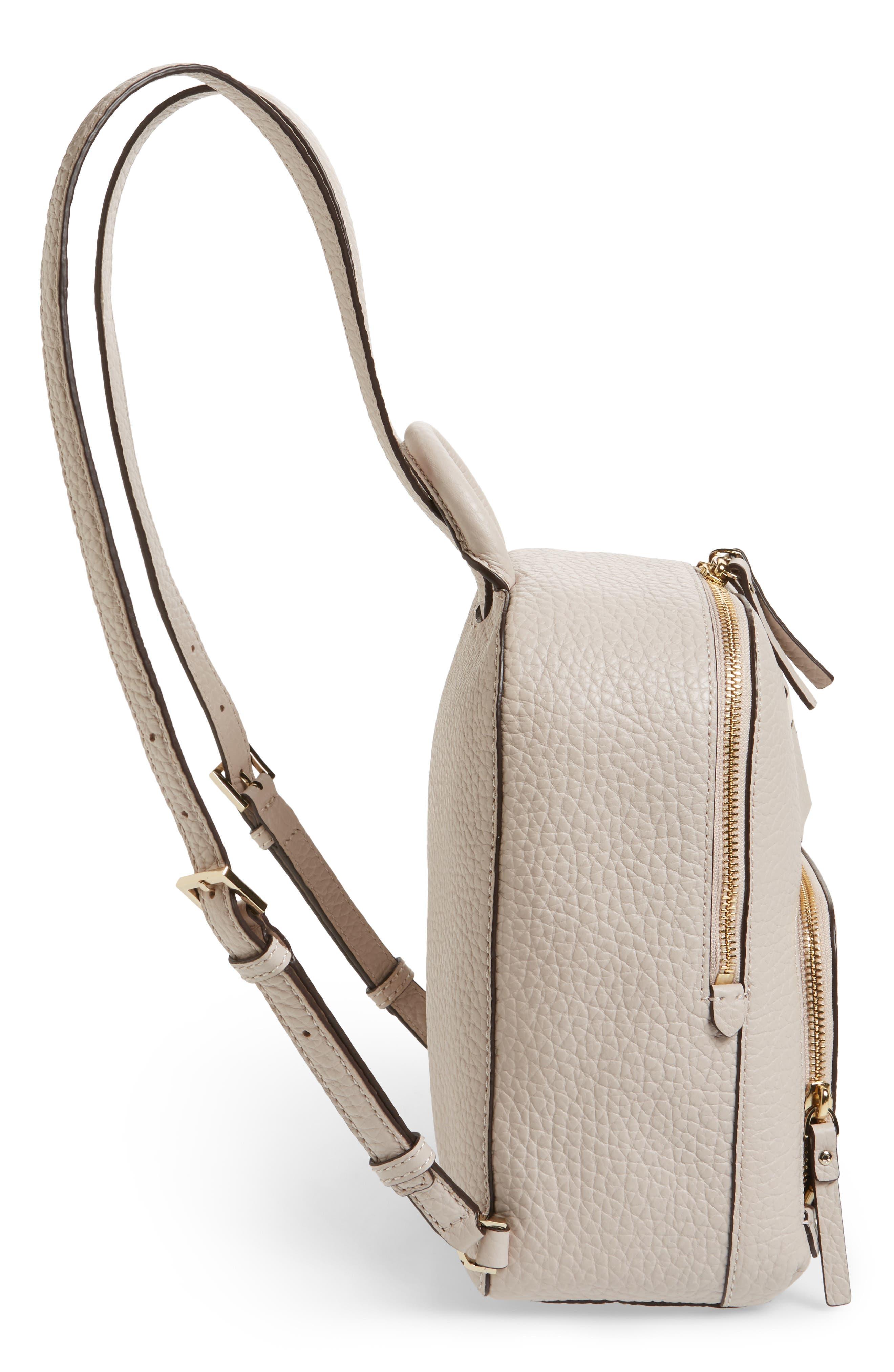 Alternate Image 4  - kate spade new york carter street - caden leather backpack