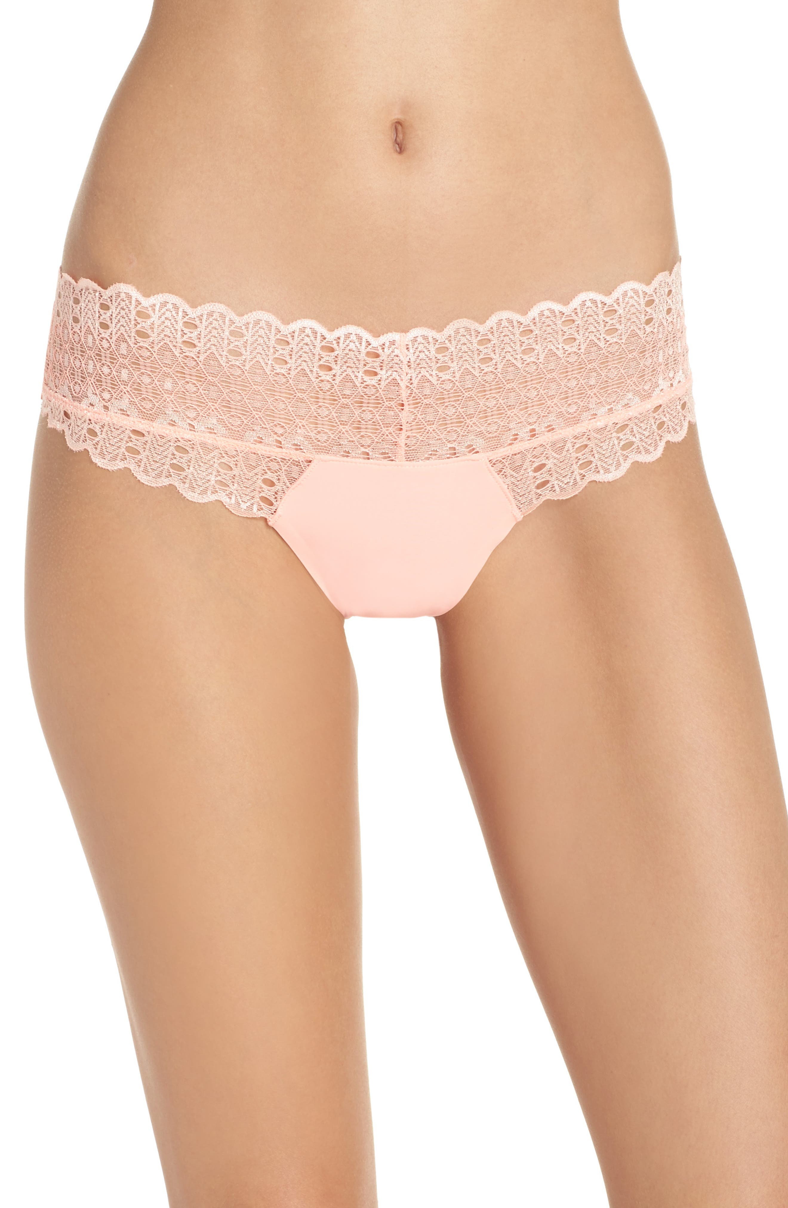 Honeydew Intimates Lace Thong (3 for $33)