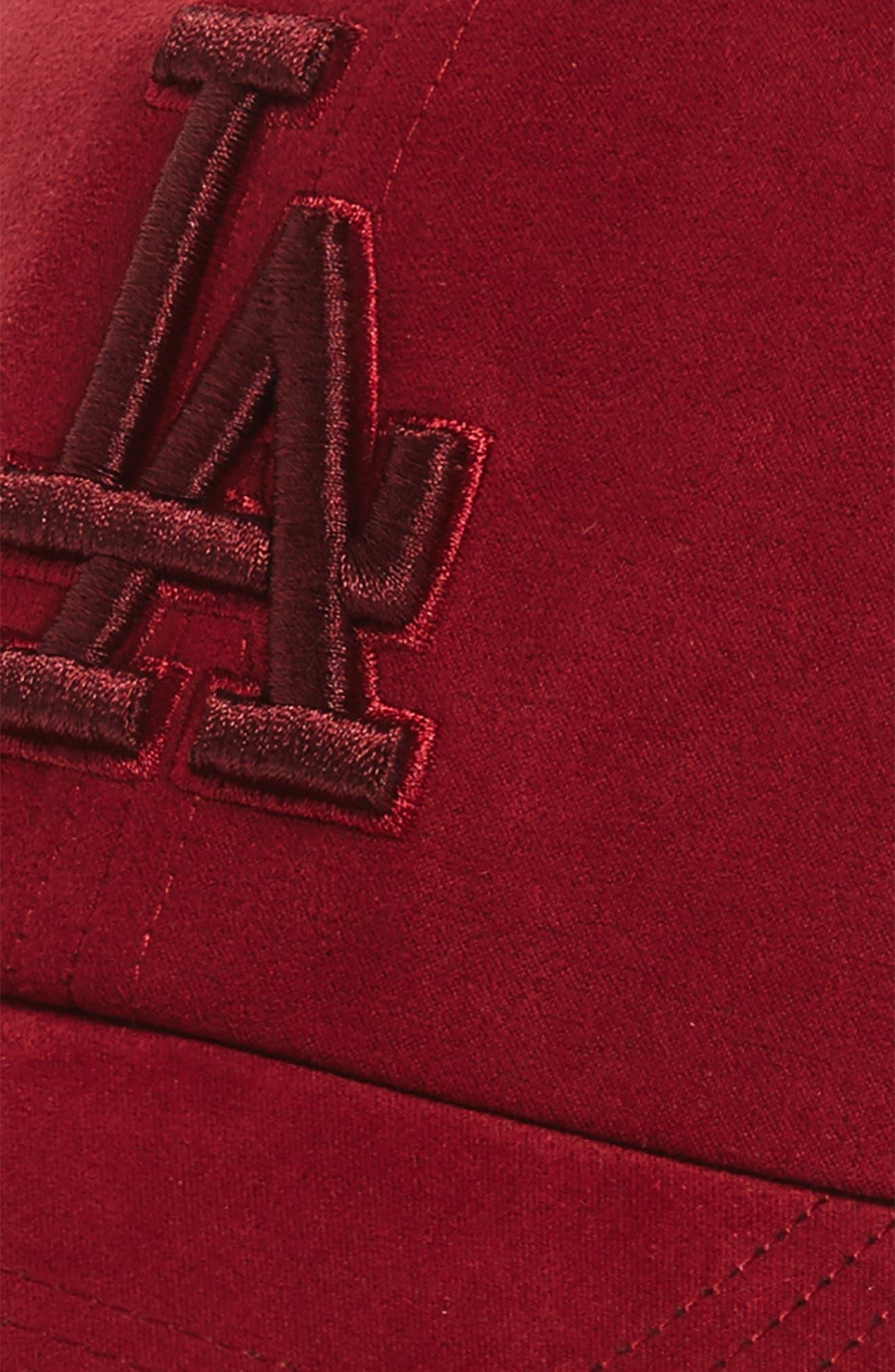 Alternate Image 3  - '47 Brand Los Angeles Dodgers Baseball Cap