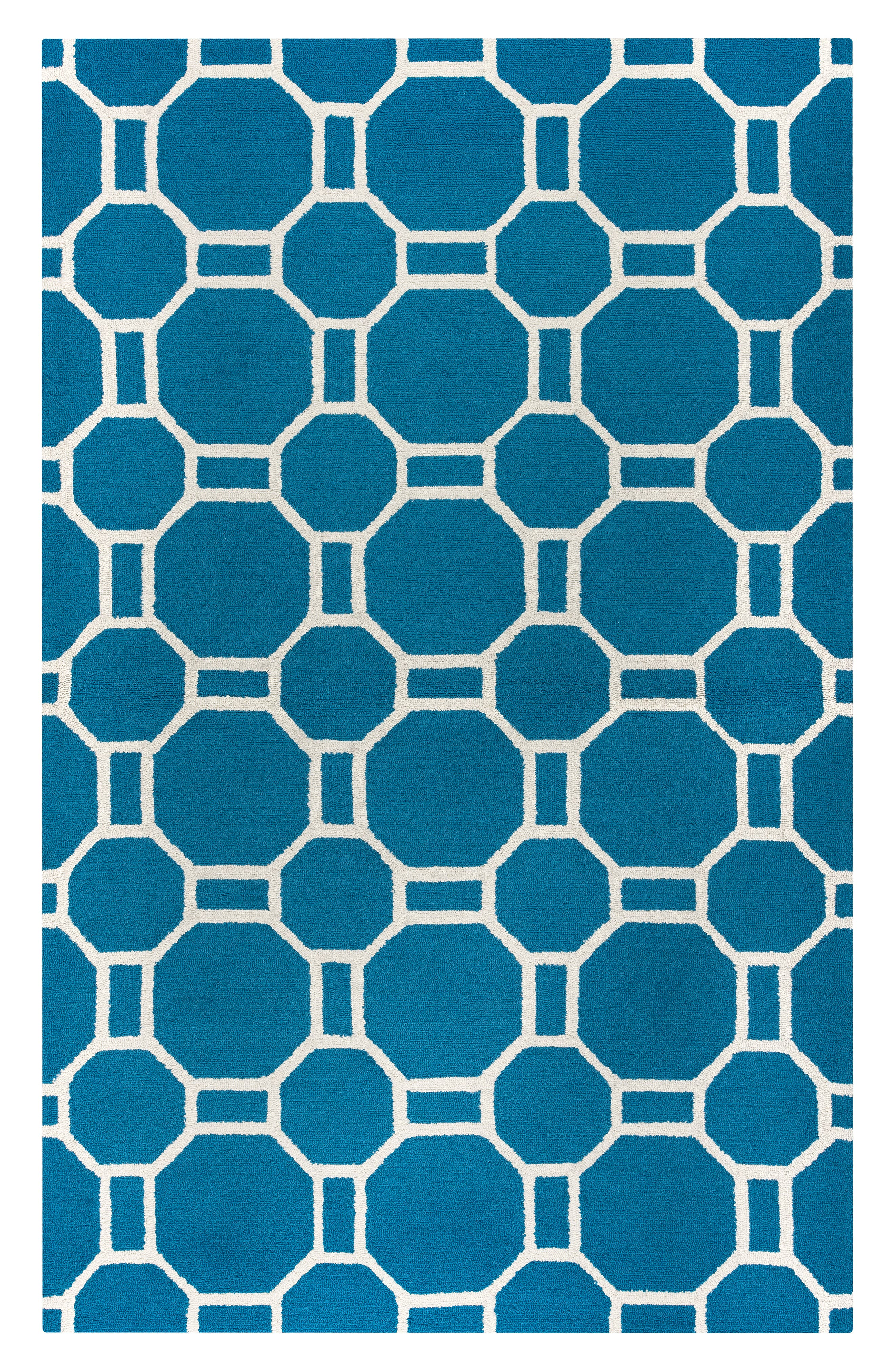 Alternate Image 1 Selected - Rizzy Home Azzura Hill Pearl Rug