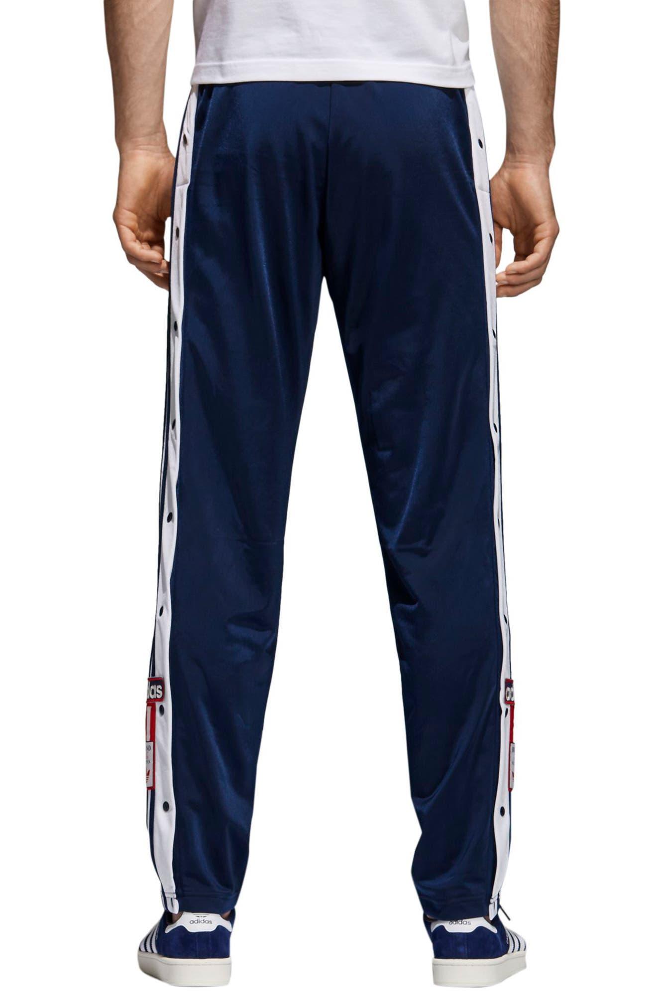 Adibreak Track Pants,                             Alternate thumbnail 2, color,                             Collegiate Navy