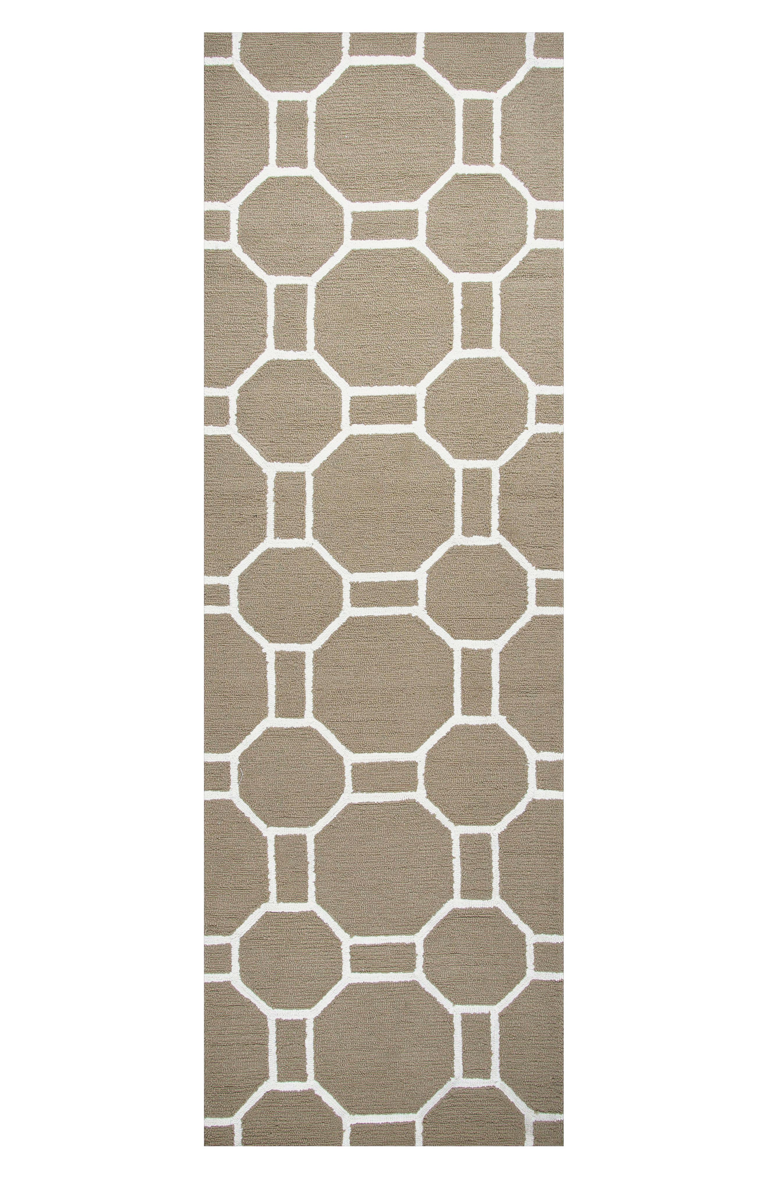 Azzura Hill Felicia Rug,                             Alternate thumbnail 2, color,                             Beige