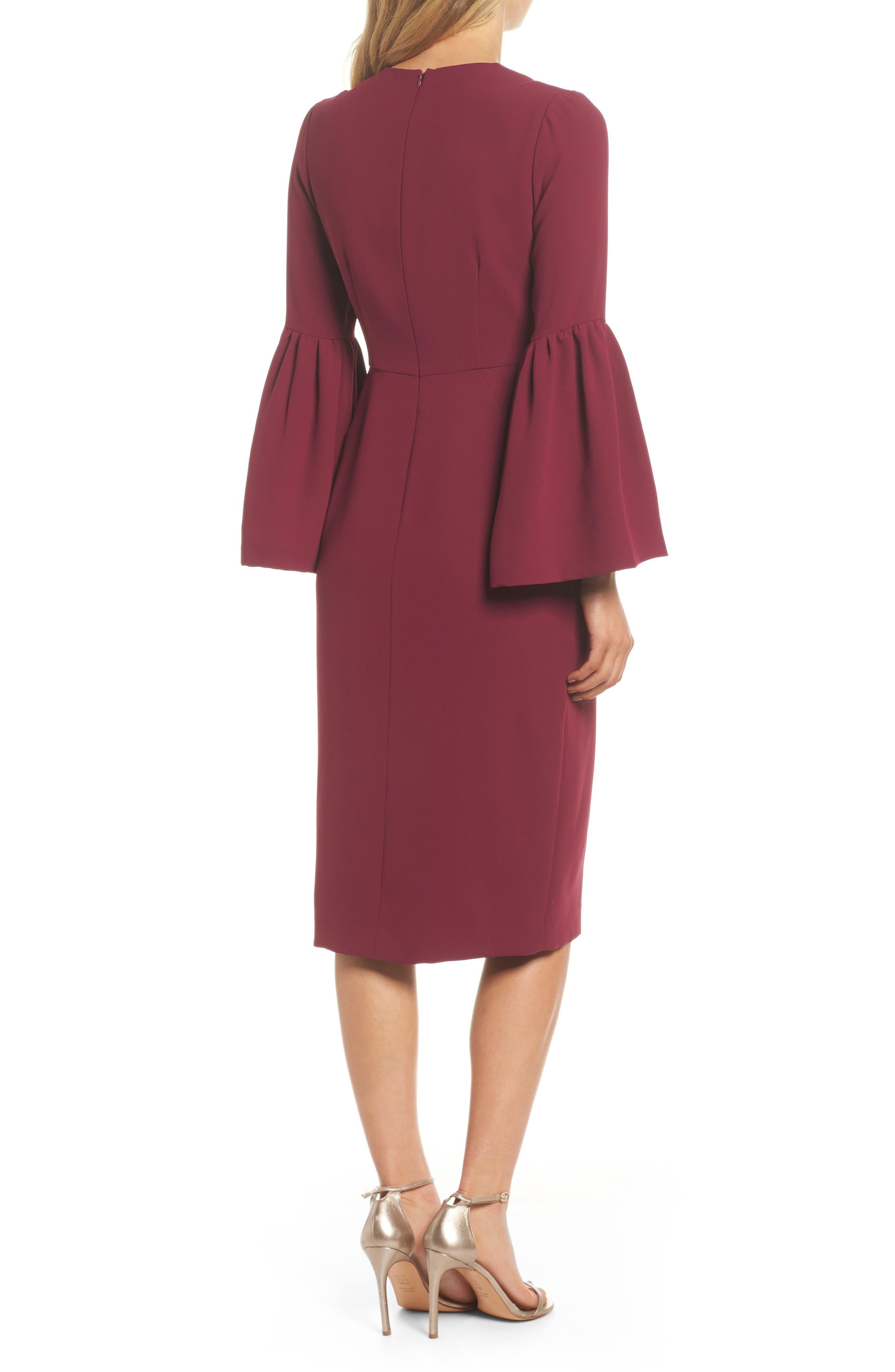 Alternate Image 2  - Jill Jill Stuart Bell Sleeve Dress