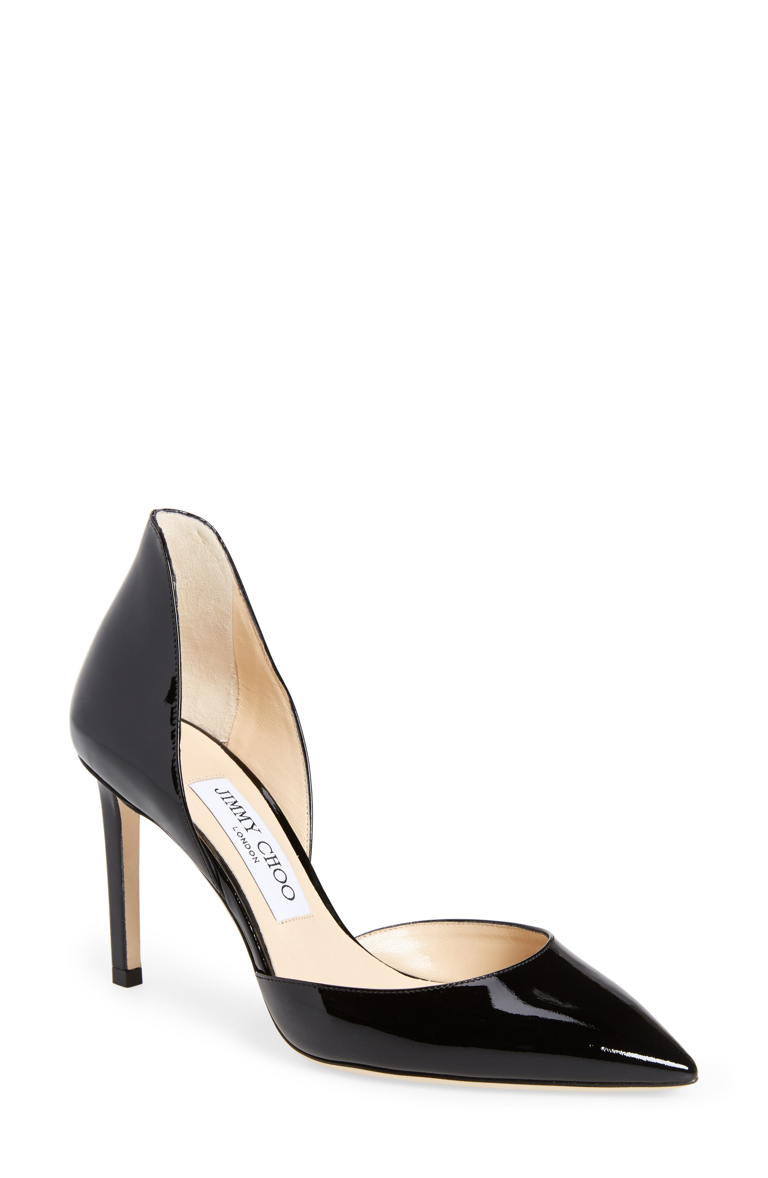 Main Image - Jimmy Choo Liz d'Orsay Pump (Women)