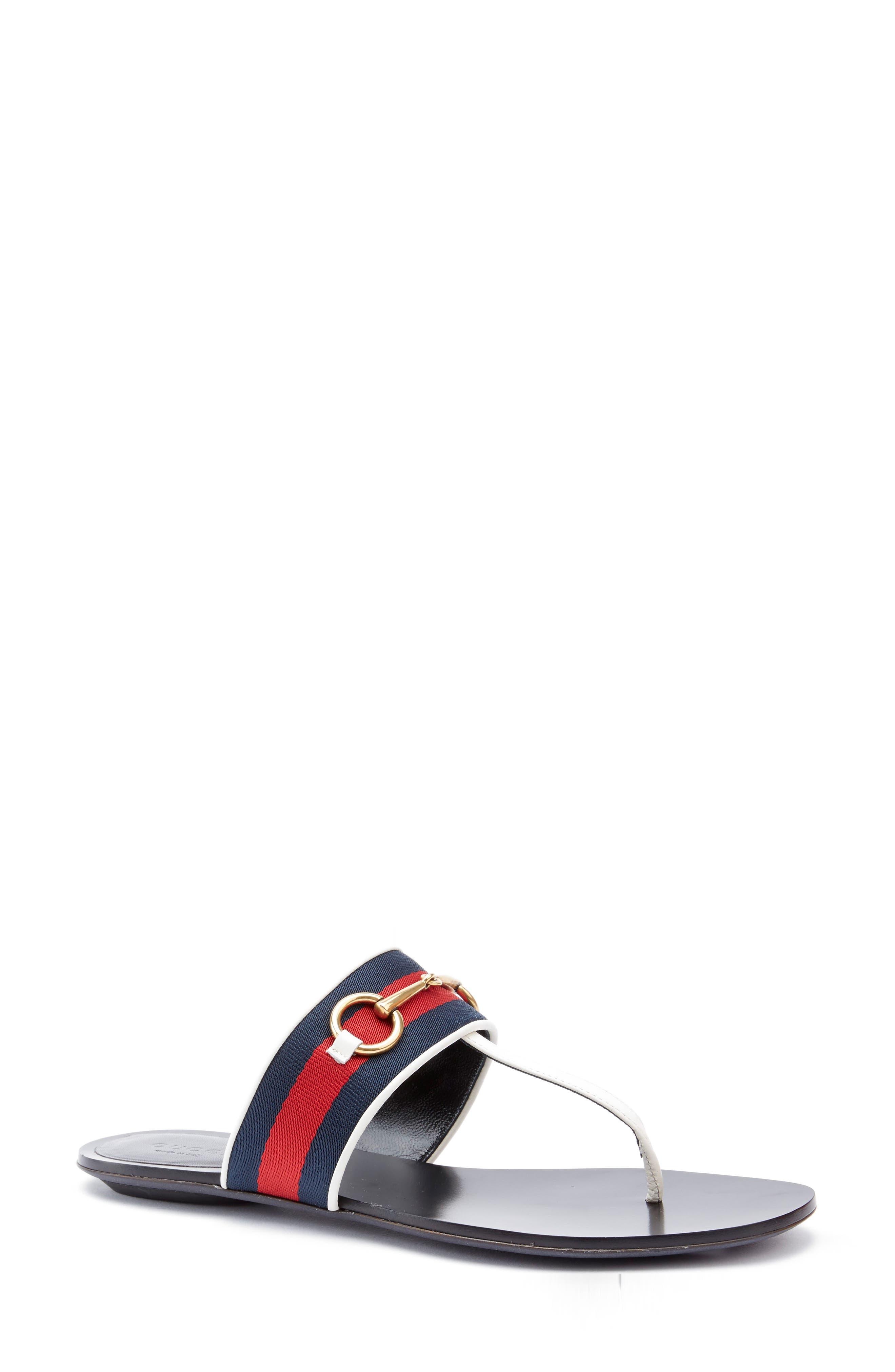 Alternate Image 1 Selected - Gucci Querelle Sandal (Women)