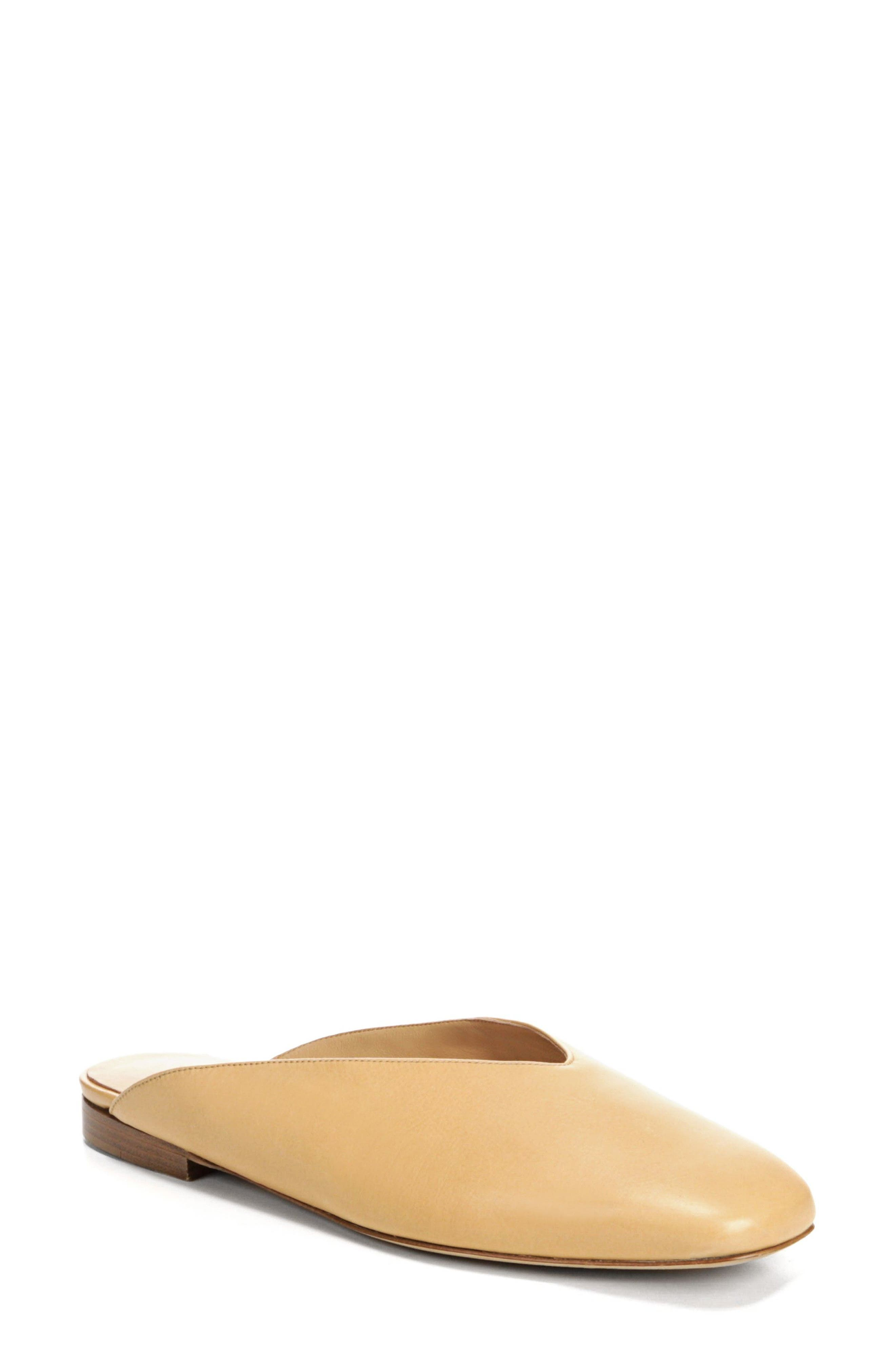 Levins V-Cut Mule,                         Main,                         color, Sand