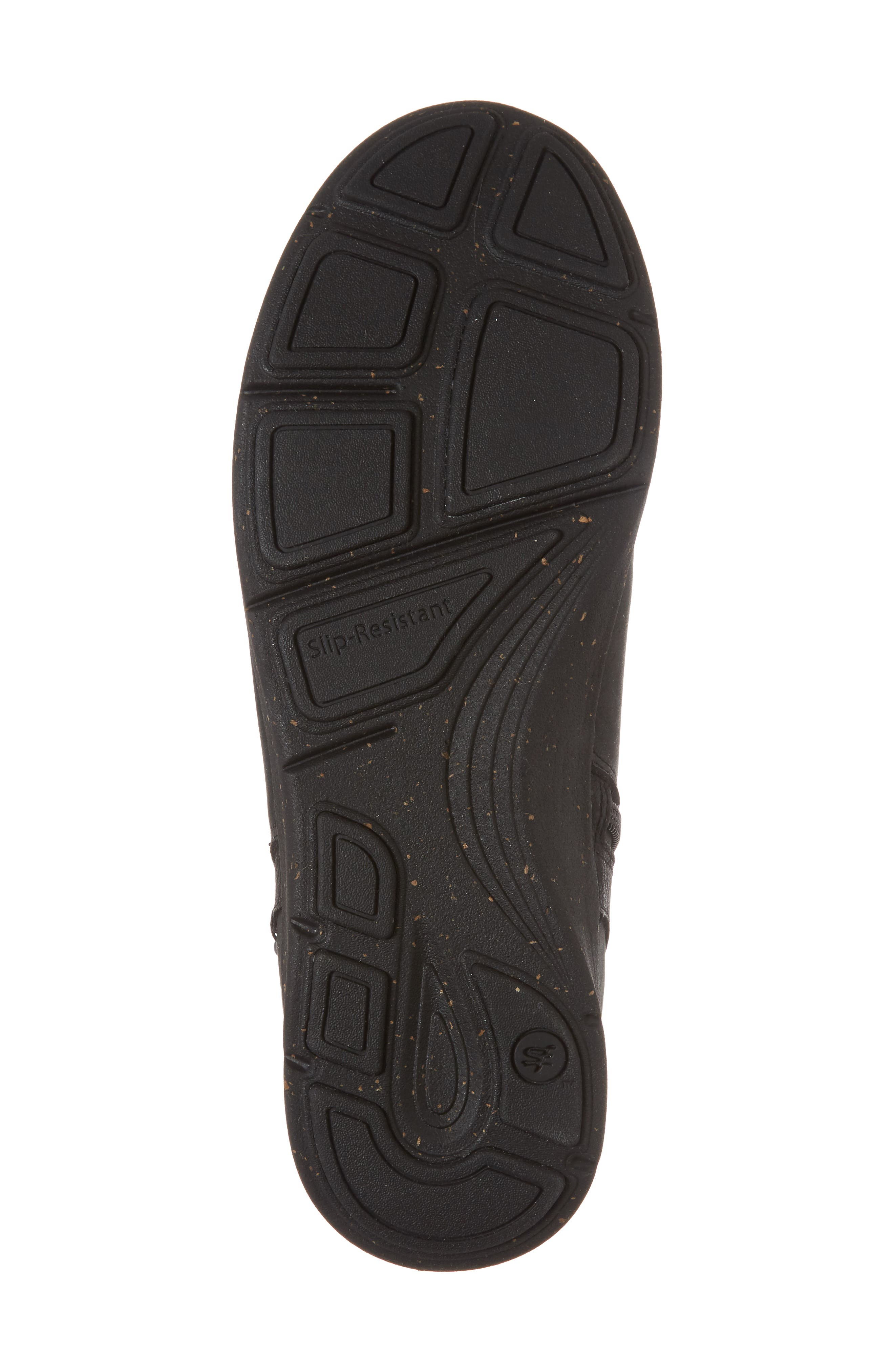 Ash Bootie,                             Alternate thumbnail 6, color,                             Black Leather
