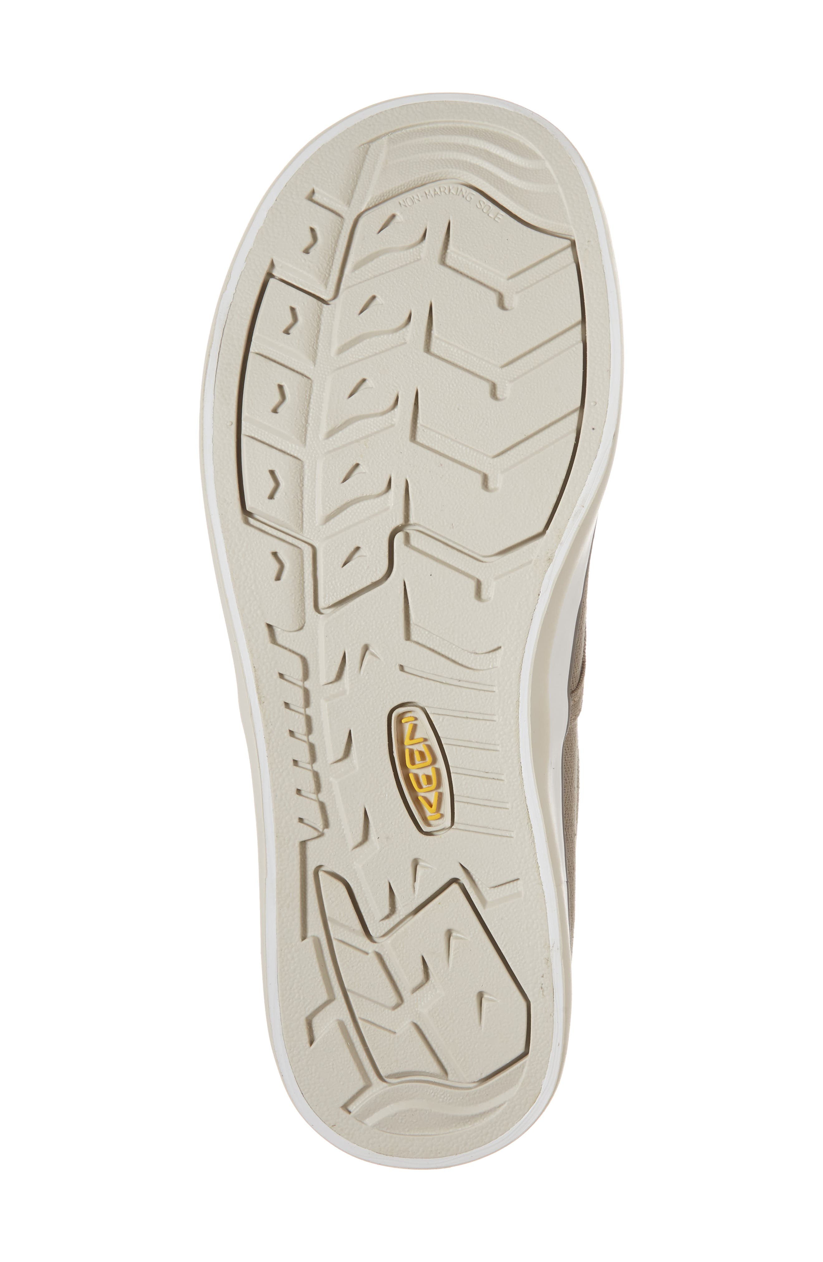 Elsa Slip-On Sneaker,                             Alternate thumbnail 6, color,                             Brindle