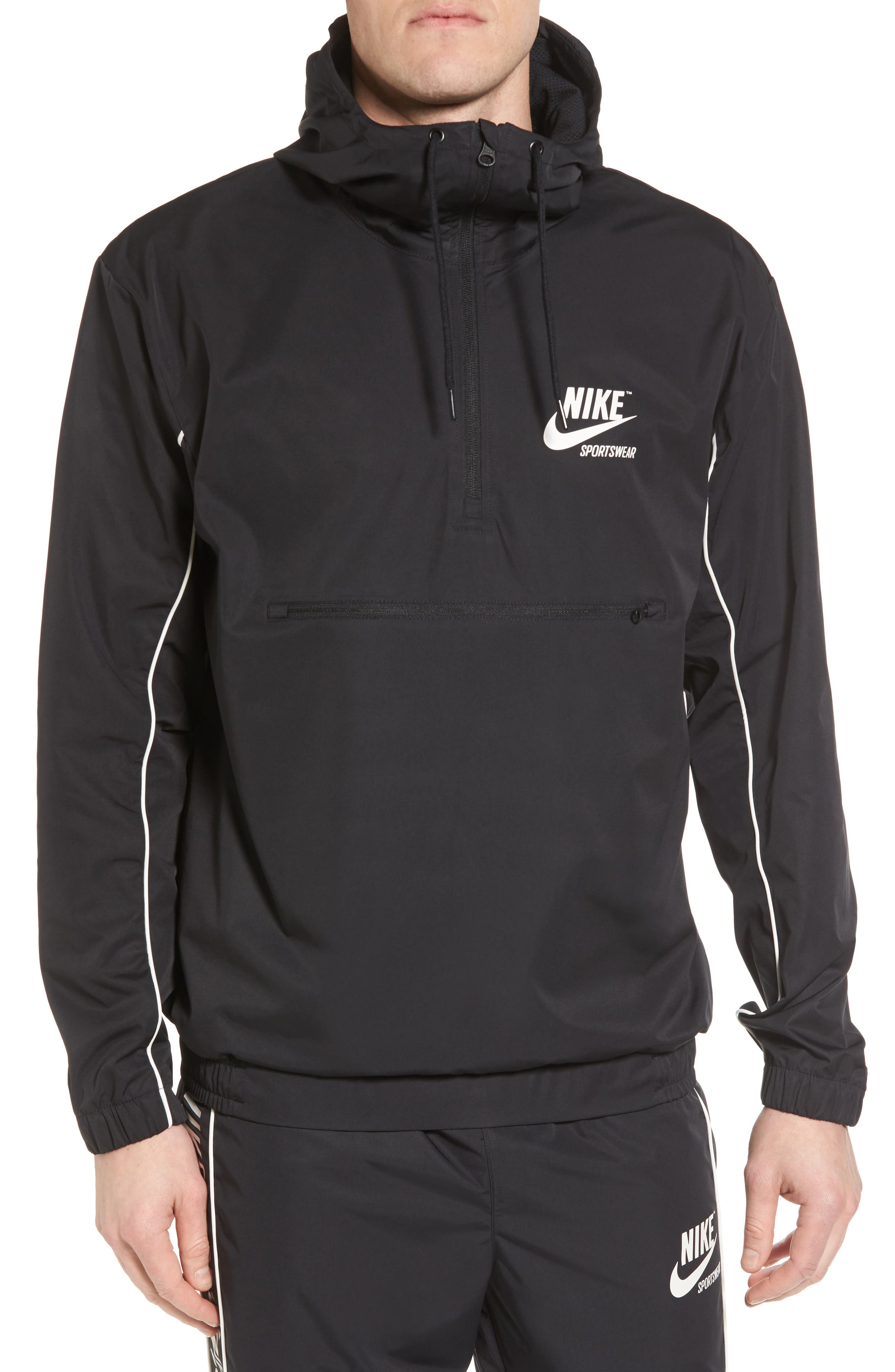 Alternate Image 1 Selected - Nike NSW Archive Anorak