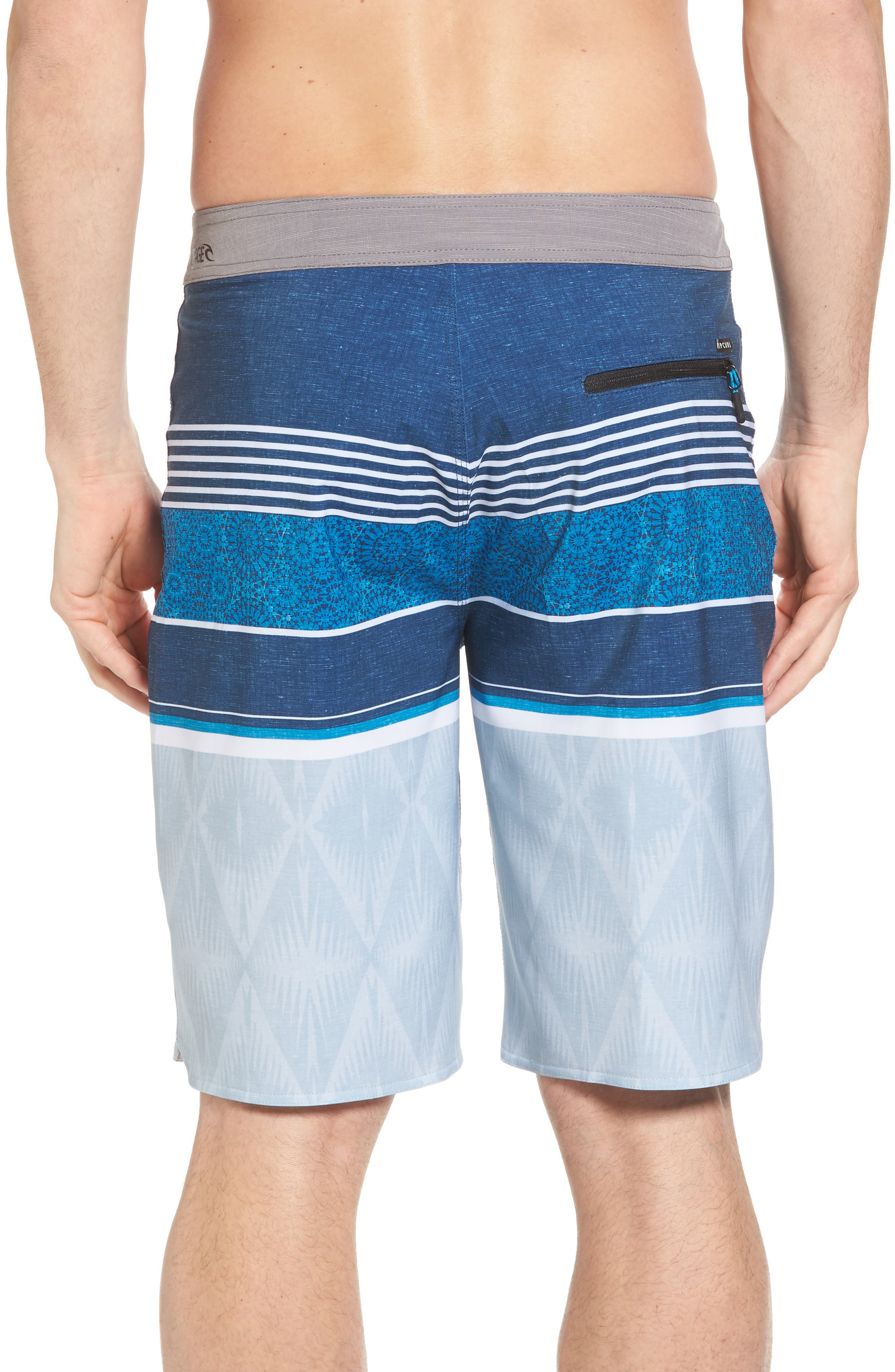 Mirage Sessions Board Shorts,                             Alternate thumbnail 2, color,                             Navy