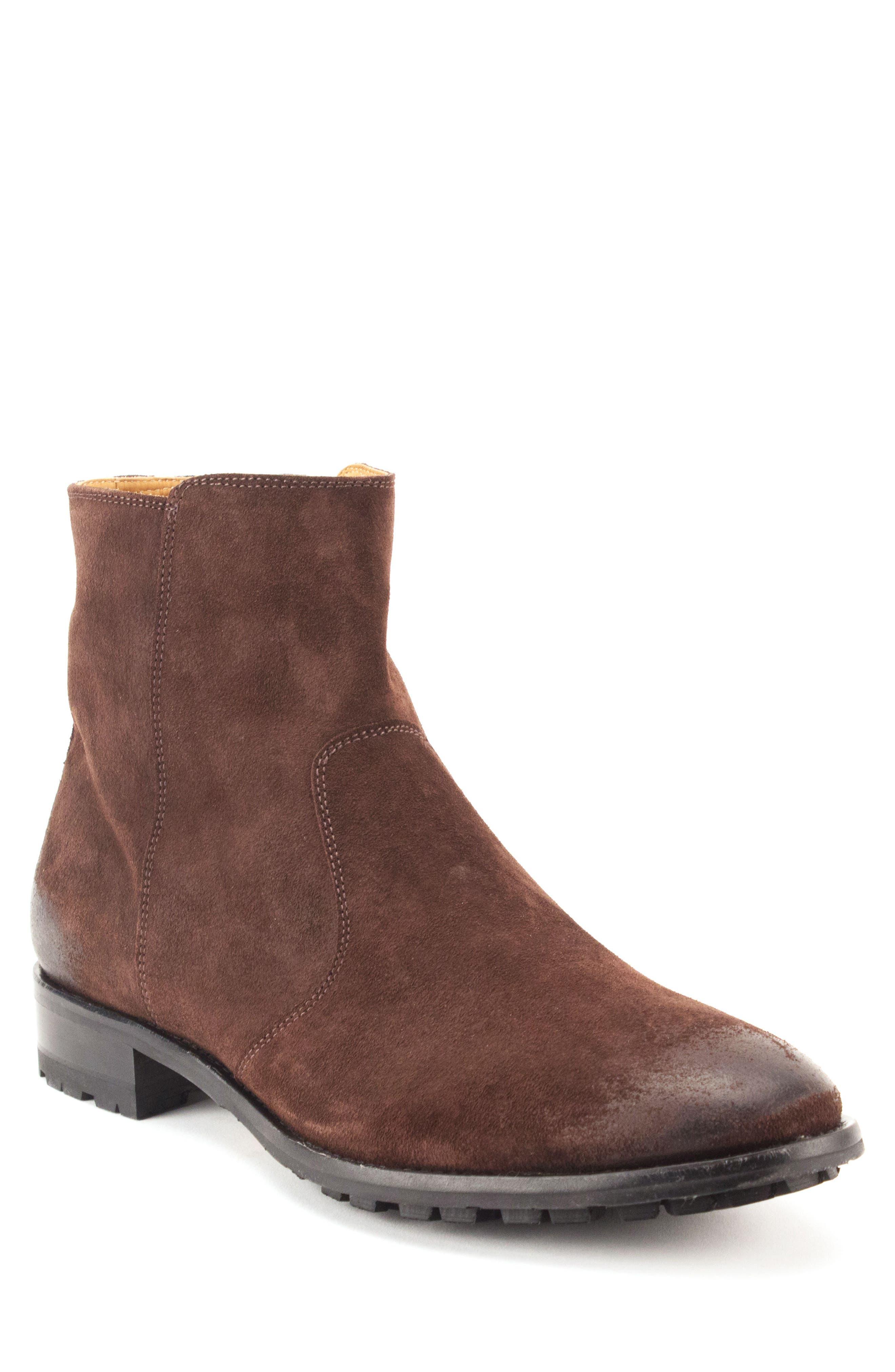 Alternate Image 1 Selected - Gordon Rush Roberts Zip Boot (Men)