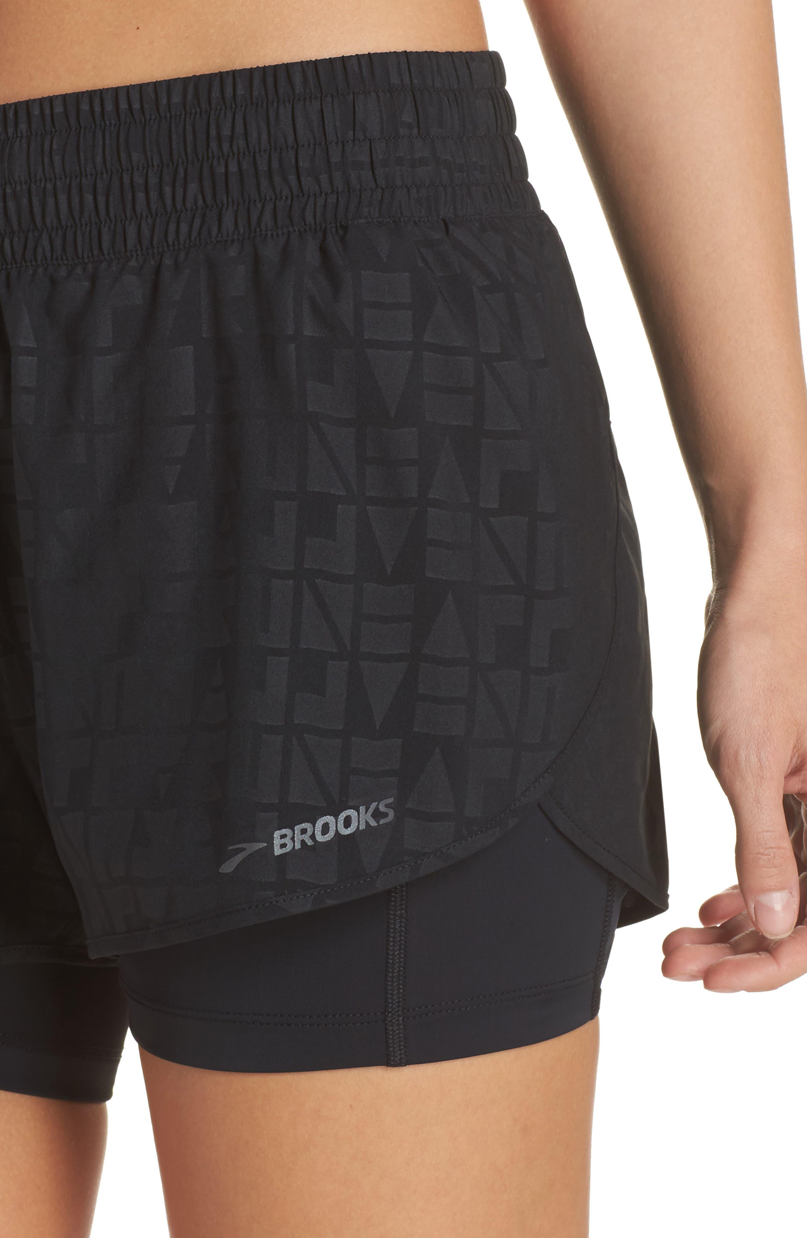 Alternate Image 4  - Brooks Circuit 2-in-1 Shorts