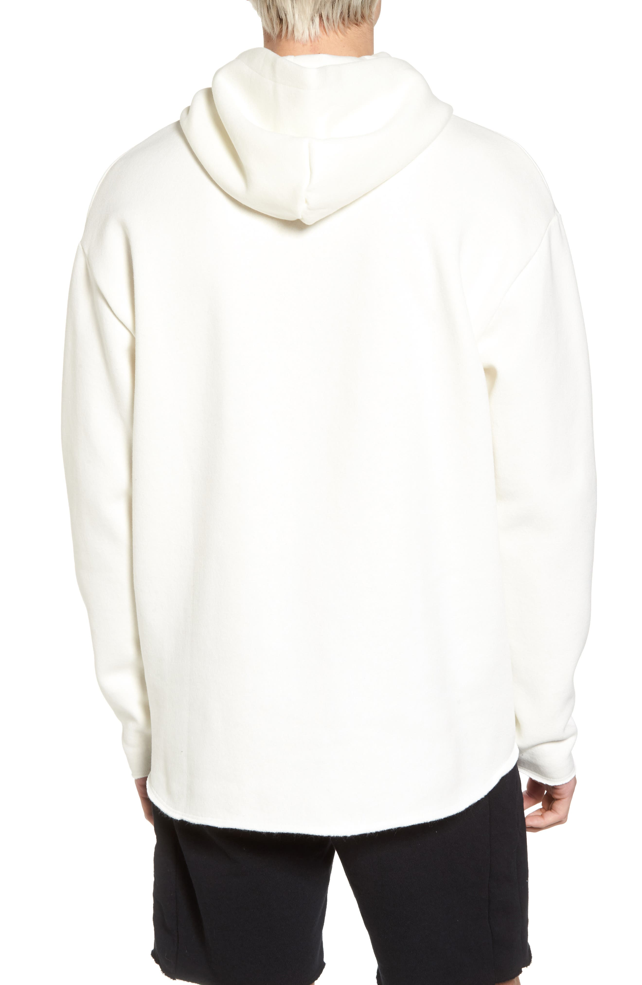 Surf Check Icon Hoodie,                             Alternate thumbnail 2, color,                             Sail