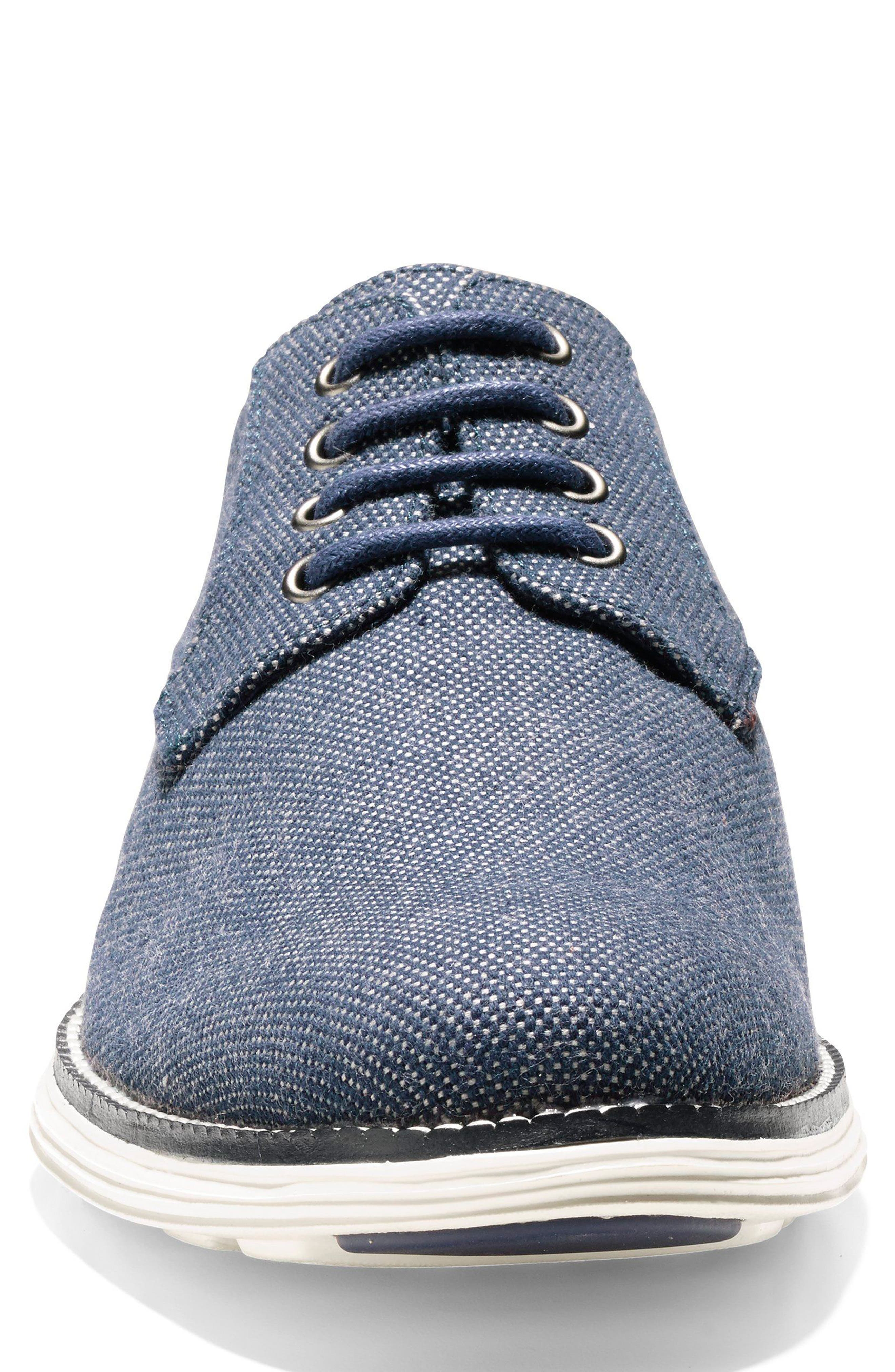 Alternate Image 4  - Cole Haan Original Grand Plain Toe Derby (Men)