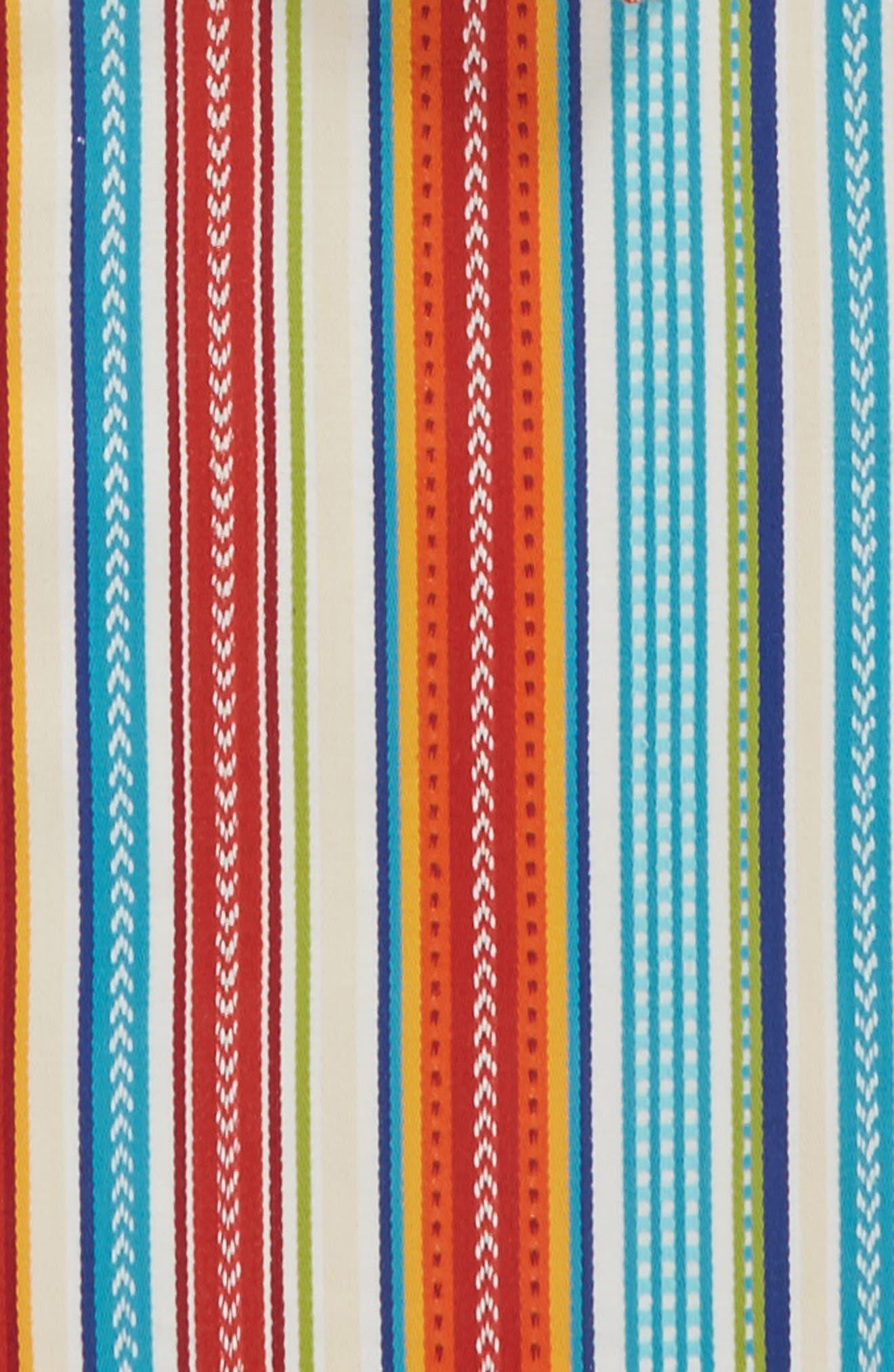 Alternate Image 2  - Design Imports Baja Stripe Table Runner
