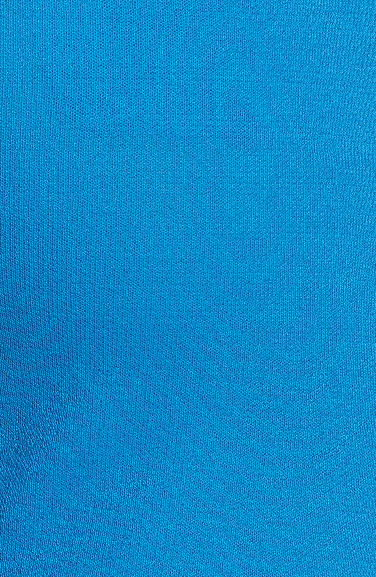 Isabel Marant Étoile Dobbs Pants,                             Alternate thumbnail 6, color,                             Electric Blue