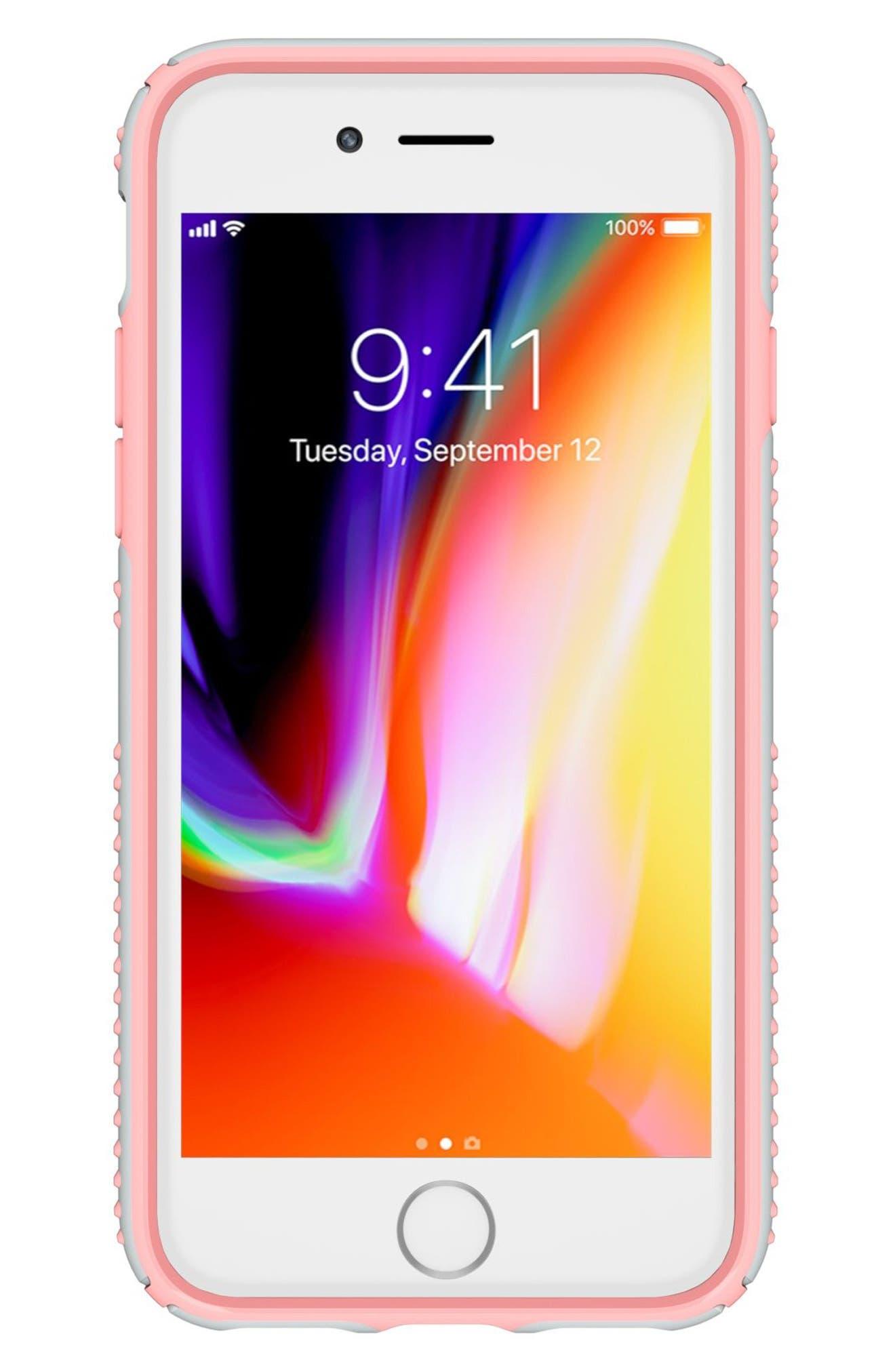 Alternate Image 8  - Speck Grip iPhone 6/6s/7/8 Case