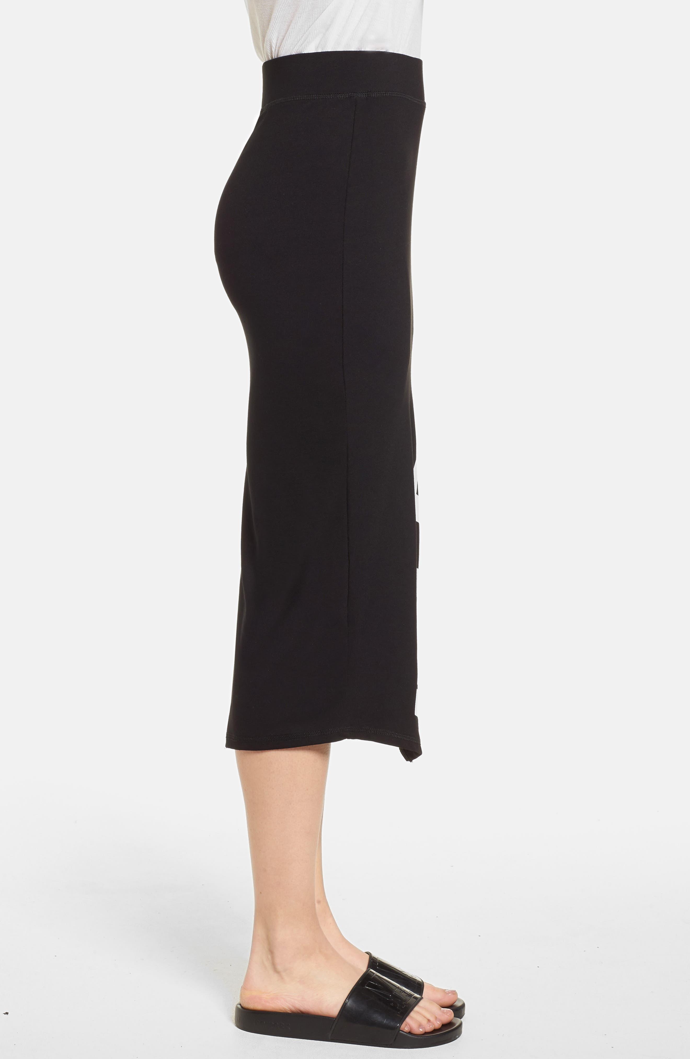 Alternate Image 5  - IVY PARK® Logo Cutaway Side Pencil Skirt