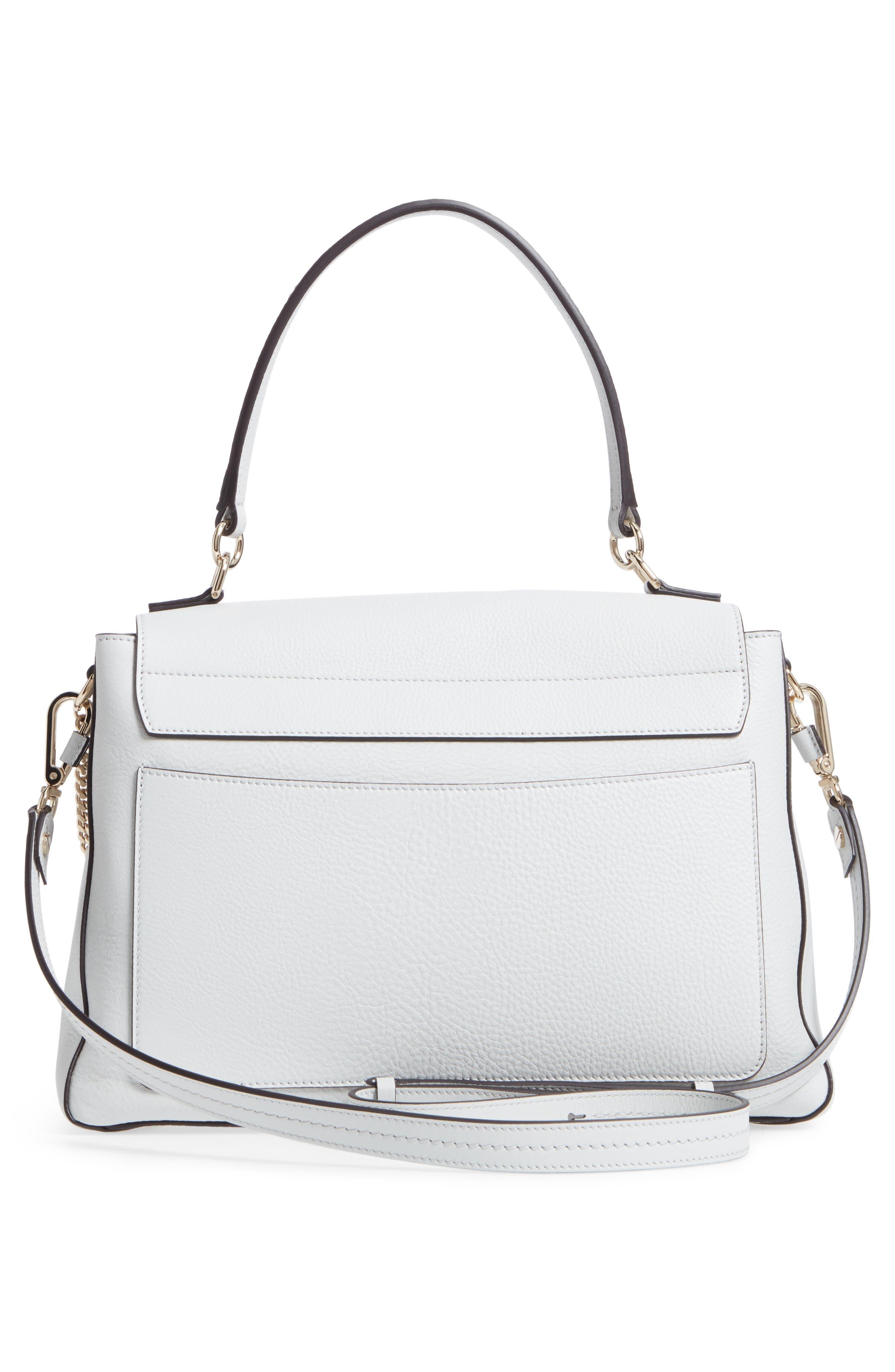 Alternate Image 5  - Chloé Medium Faye Leather Shoulder Bag