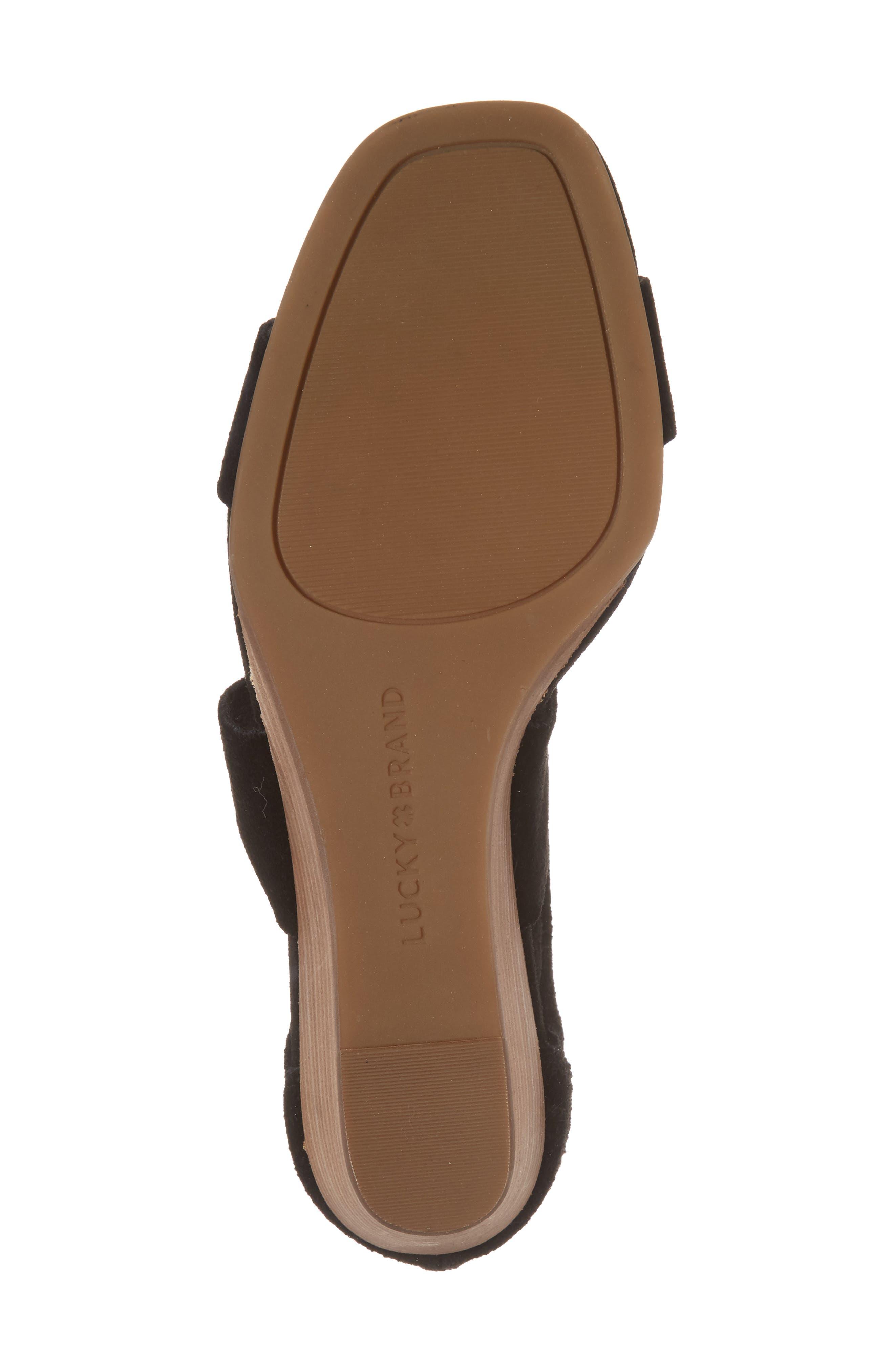 Alternate Image 6  - Lucky Brand Tammanee Wedge Sandal (Women)