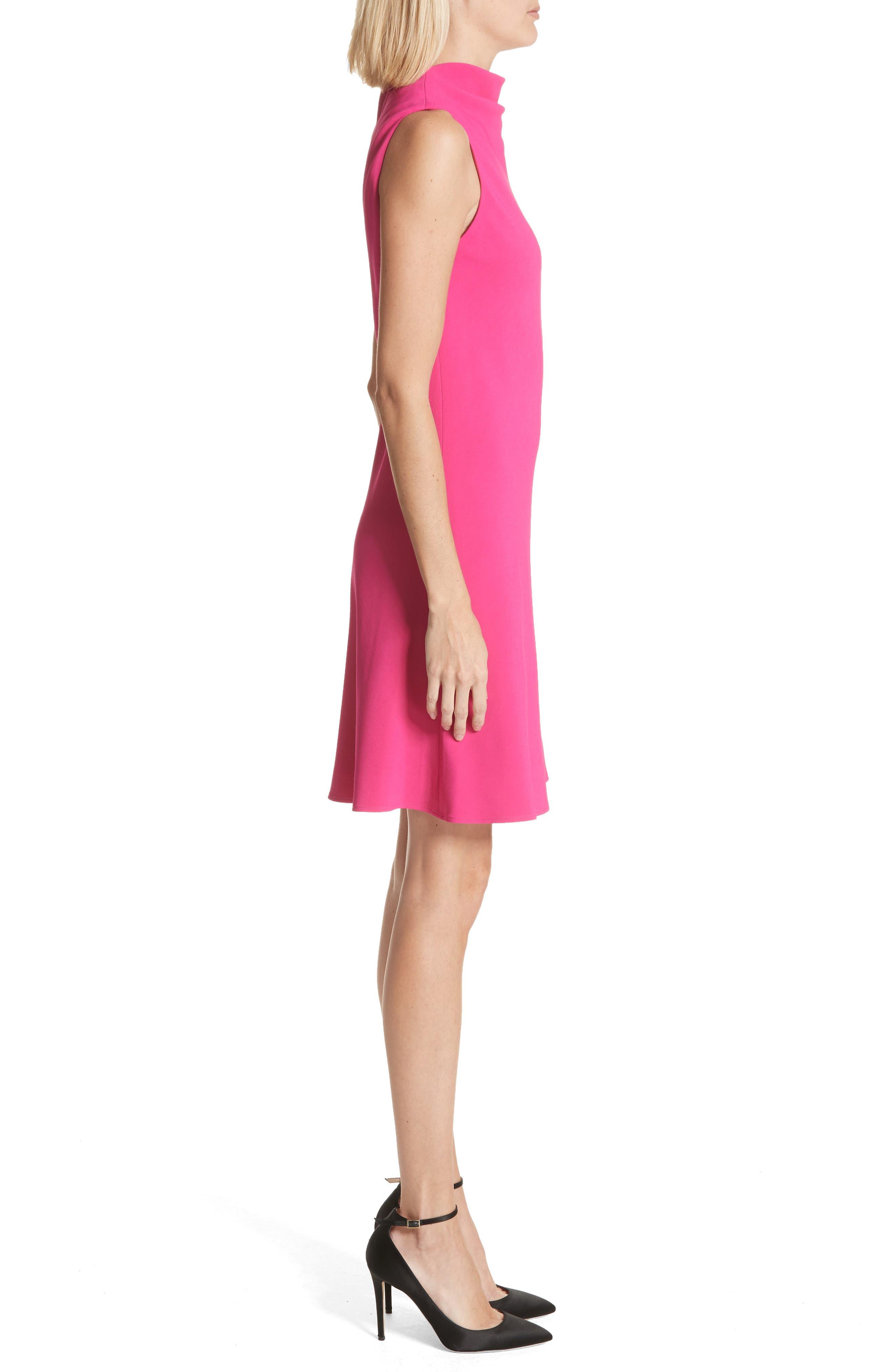 Alternate Image 3  - Brandon Maxwell Drape Front Dress