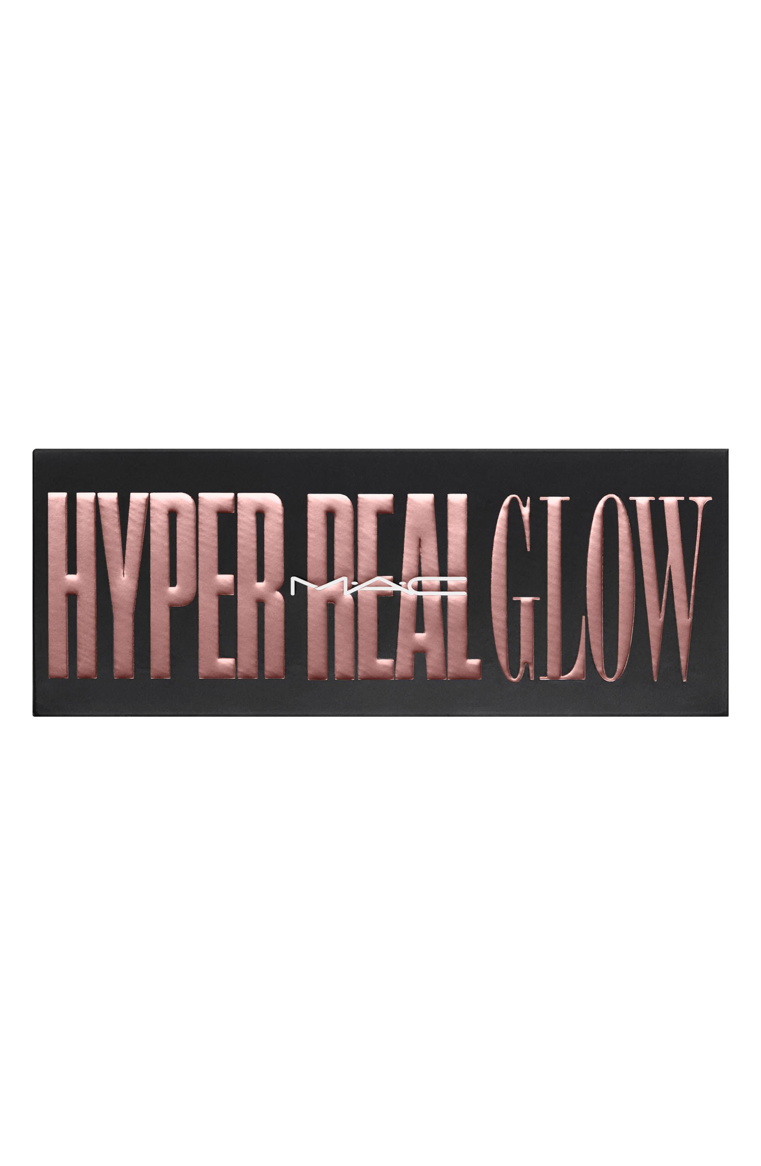 MAC Hyper Real Glow Palette,                             Alternate thumbnail 5, color,                             Flash Awe