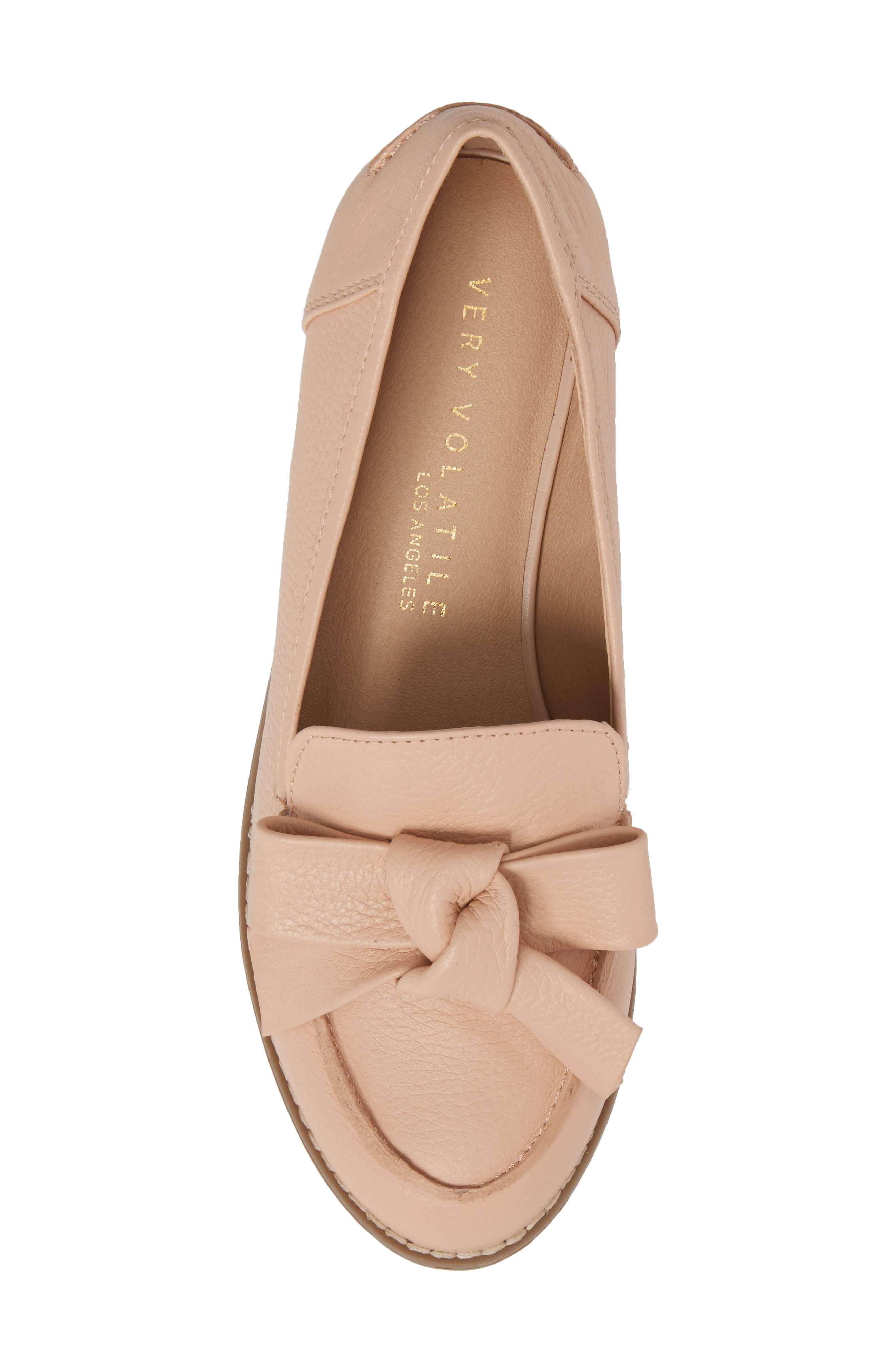 Beaux Loafer,                             Alternate thumbnail 5, color,                             Blush