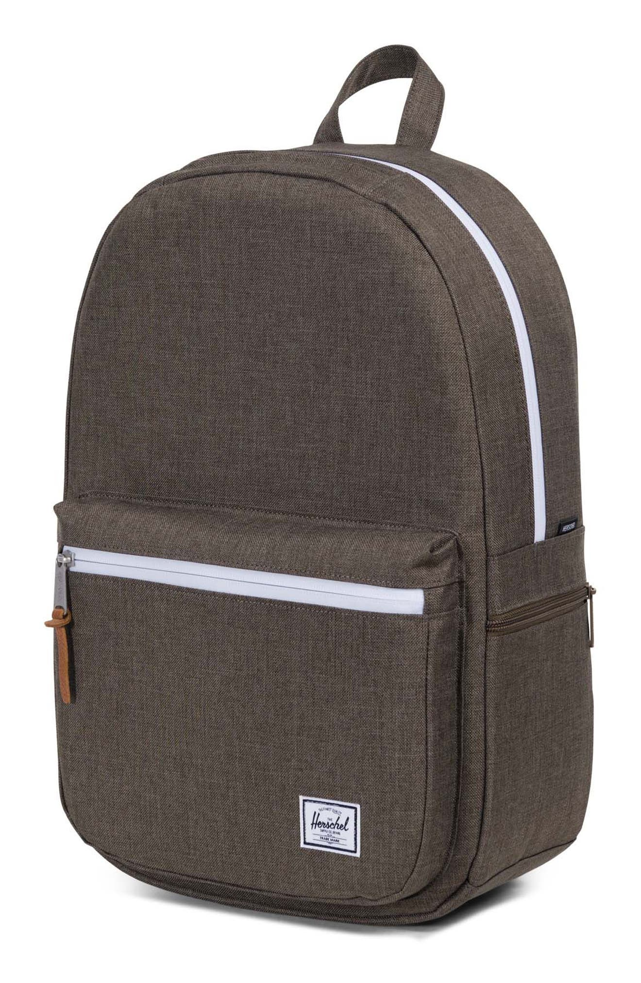 Harrison Backpack,                             Alternate thumbnail 4, color,                             Canteen Crosshatch