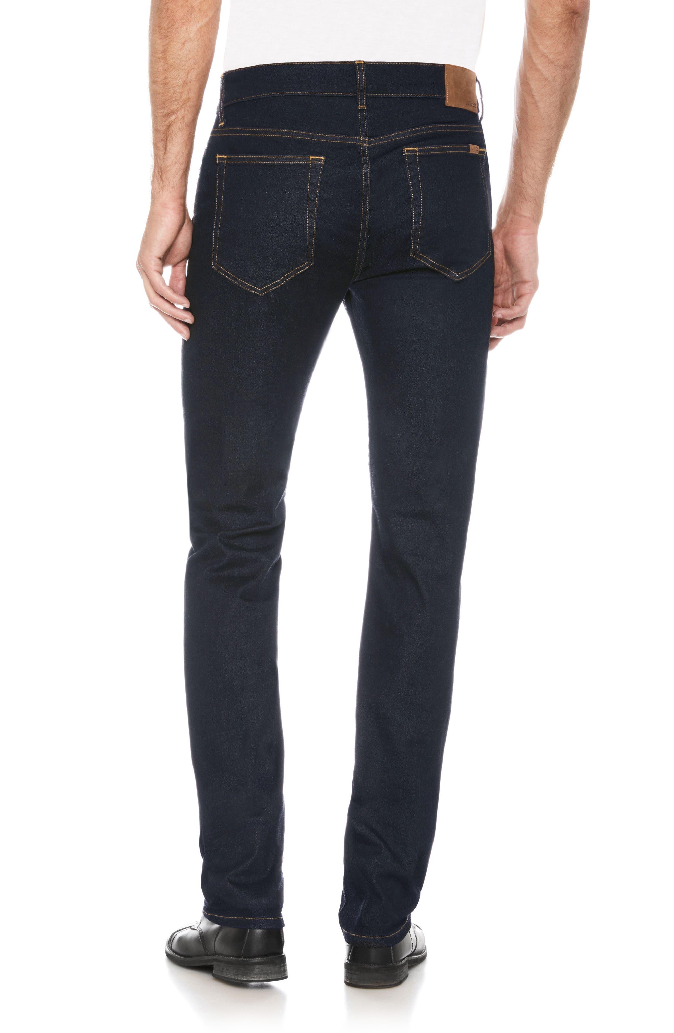 Brixton Slim Straight Fit Jeans,                             Alternate thumbnail 2, color,                             Jazz