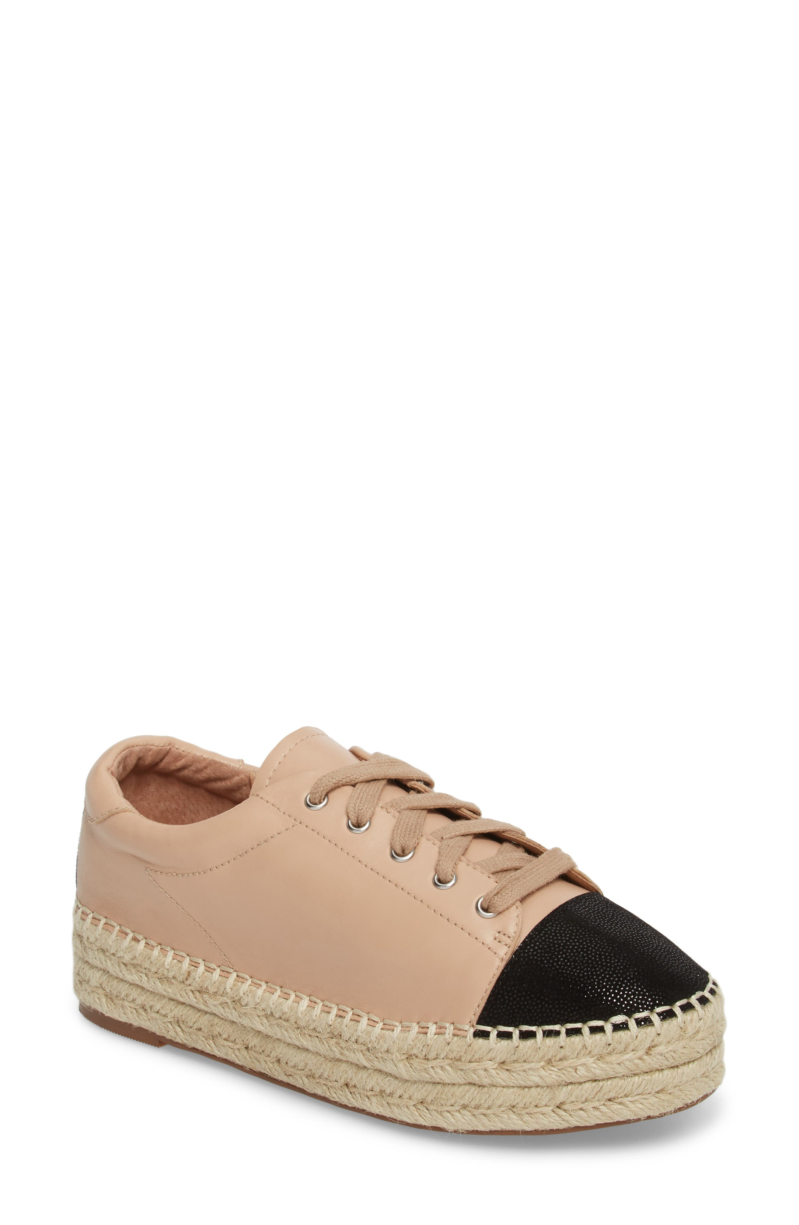 Linea Paolo Sierra Espadrille Platform Sneaker (Women)