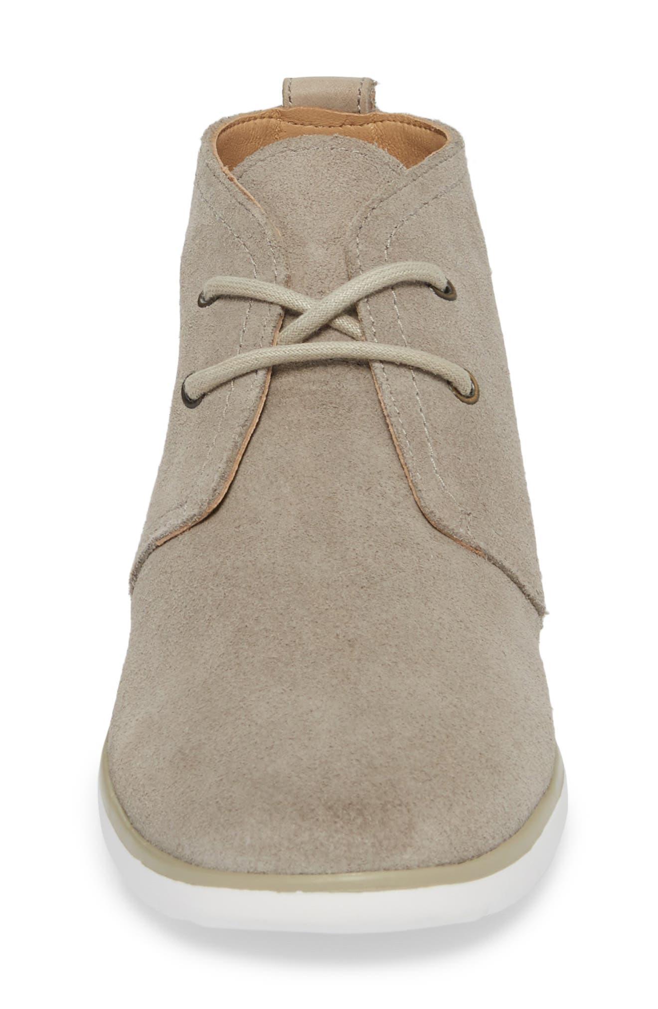Freamon Chukka Boot,                             Alternate thumbnail 4, color,                             Pumice Leather