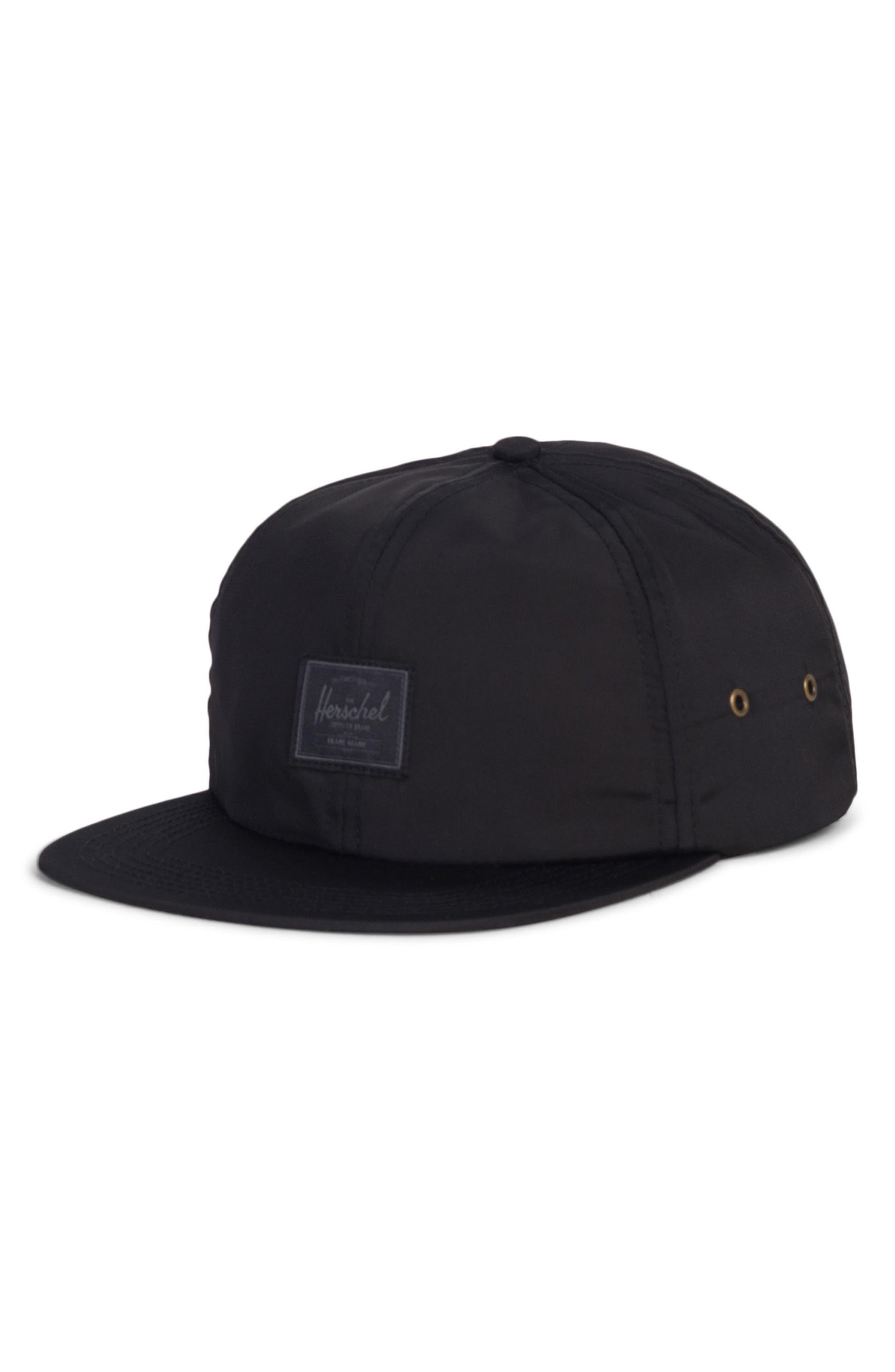 Surplus Albert Cap,                         Main,                         color, Black