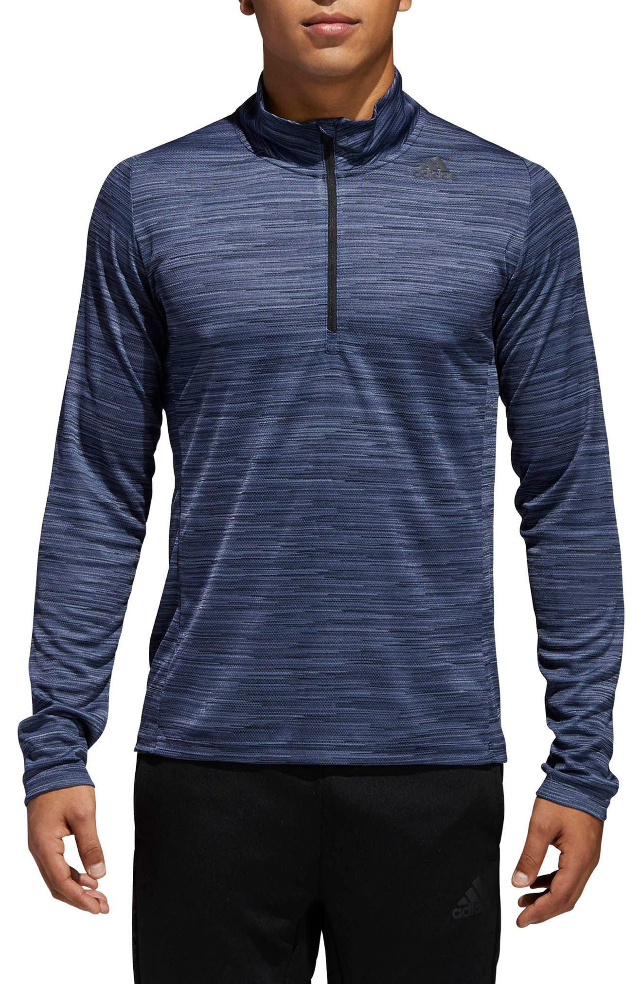 adidas Ultimate Tech Quarter Zip Pullover