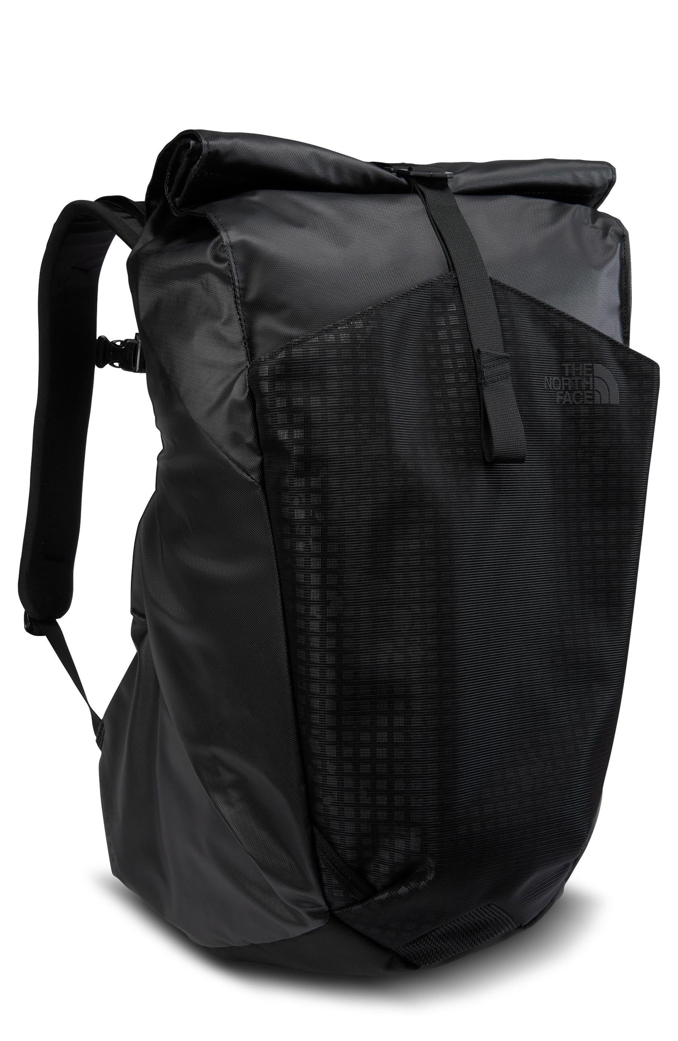 Itinerant Backpack,                             Main thumbnail 1, color,                             Tnf Black