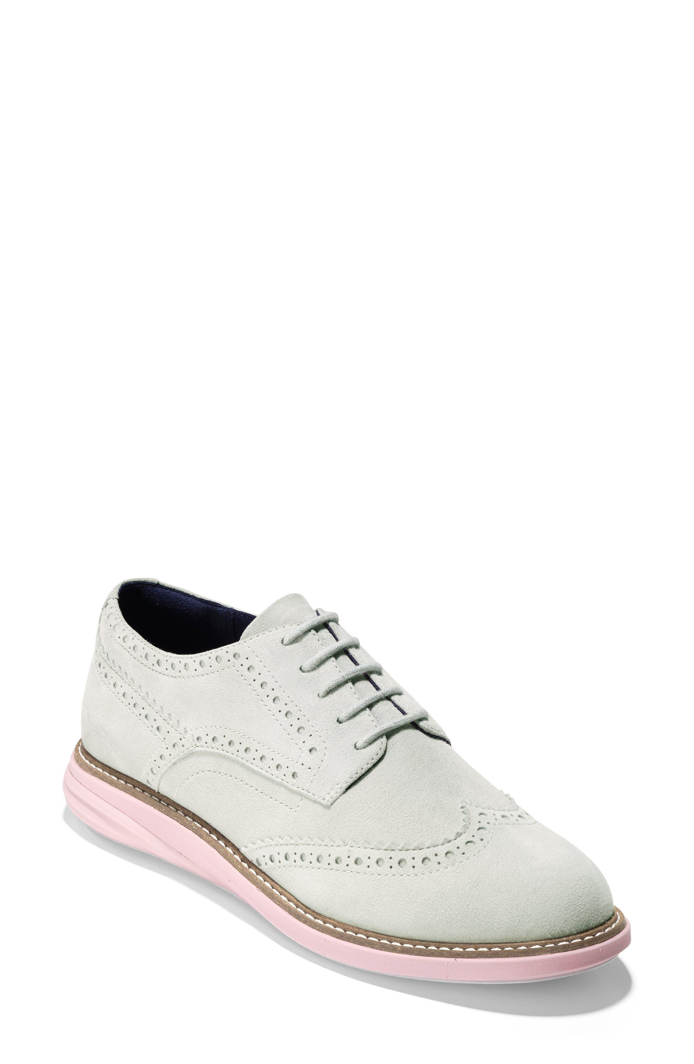Cole Haan Grandevolution Shortwing Oxford Sneaker (Women)