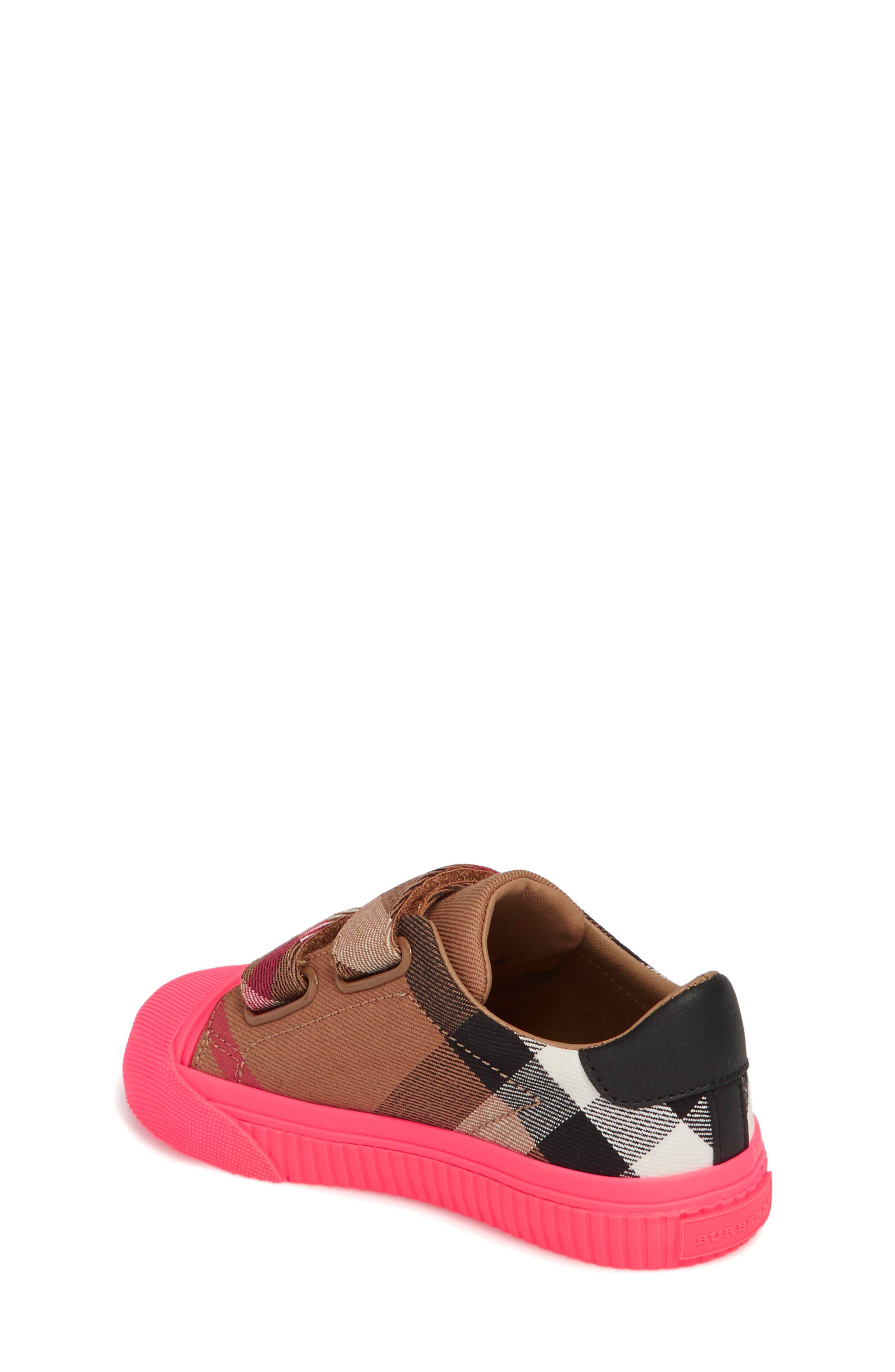 Belside Sneaker,                             Alternate thumbnail 2, color,                             Classic/ Neon Pink