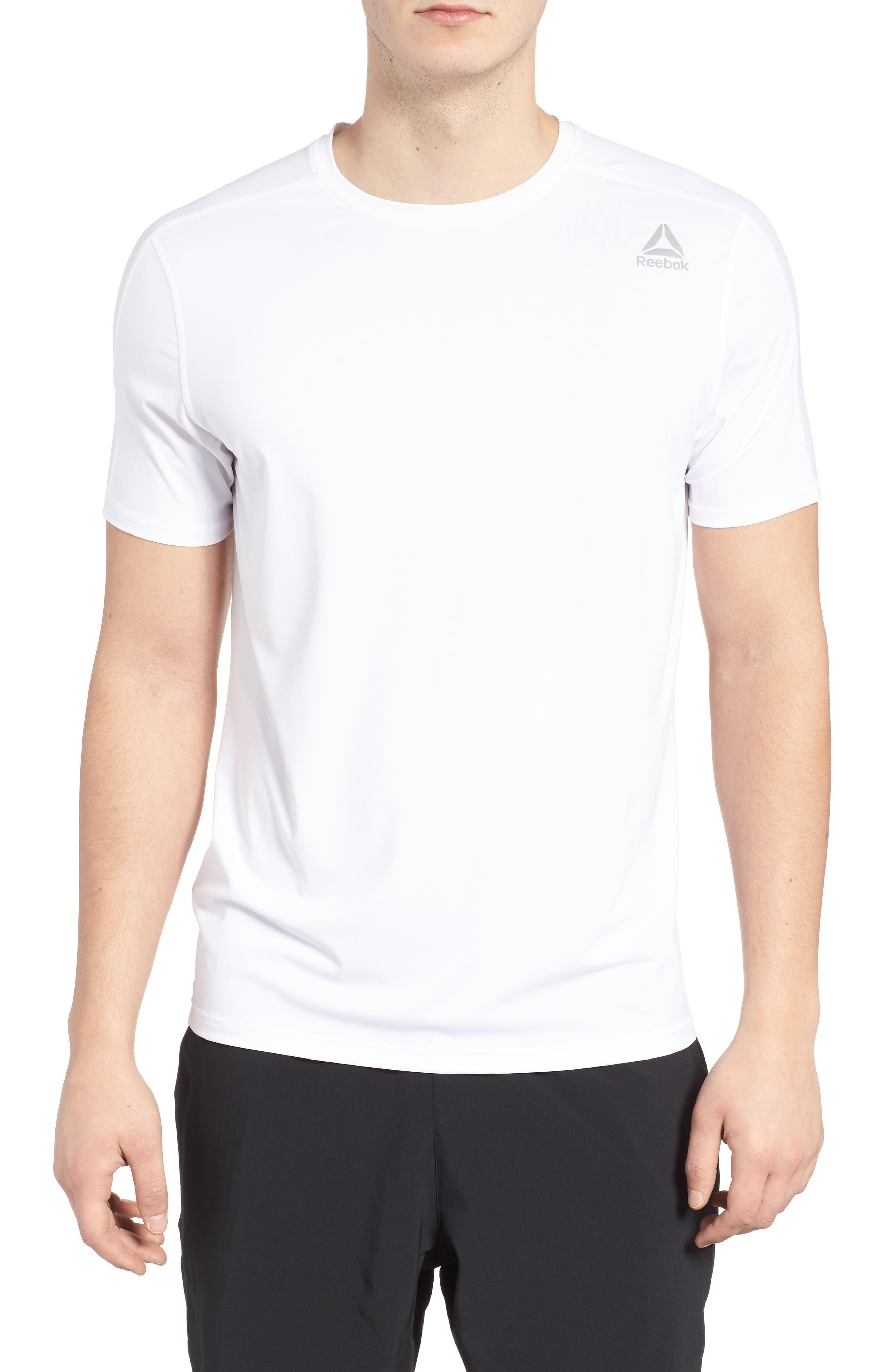 ACTIVCHILL Move T-Shirt,                         Main,                         color, White
