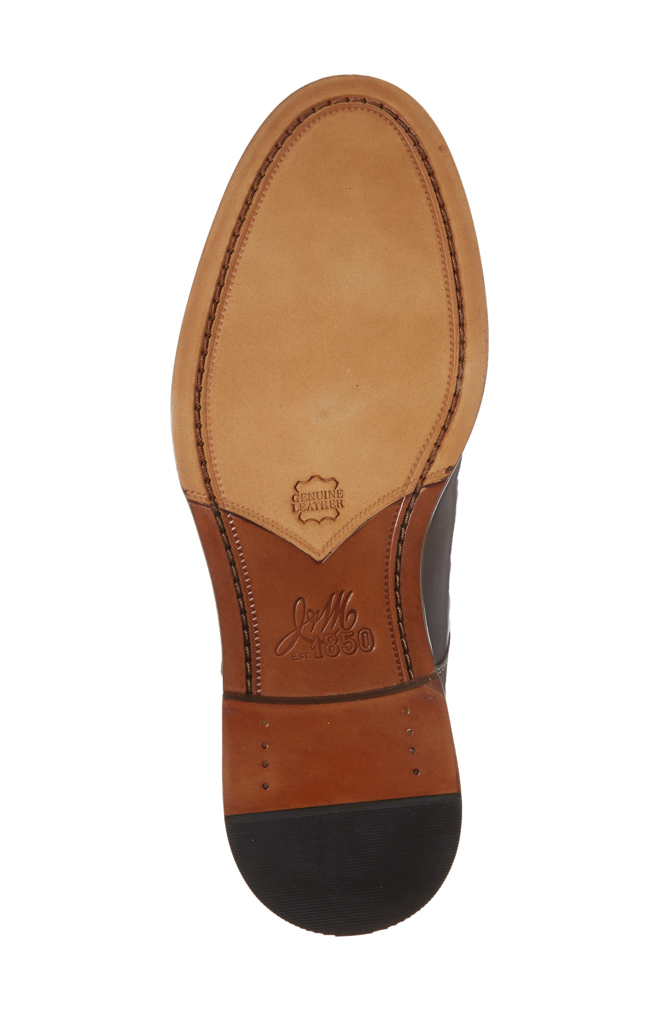 Alternate Image 6  - J&M 1850 Jasper Plain Toe Derby (Men)