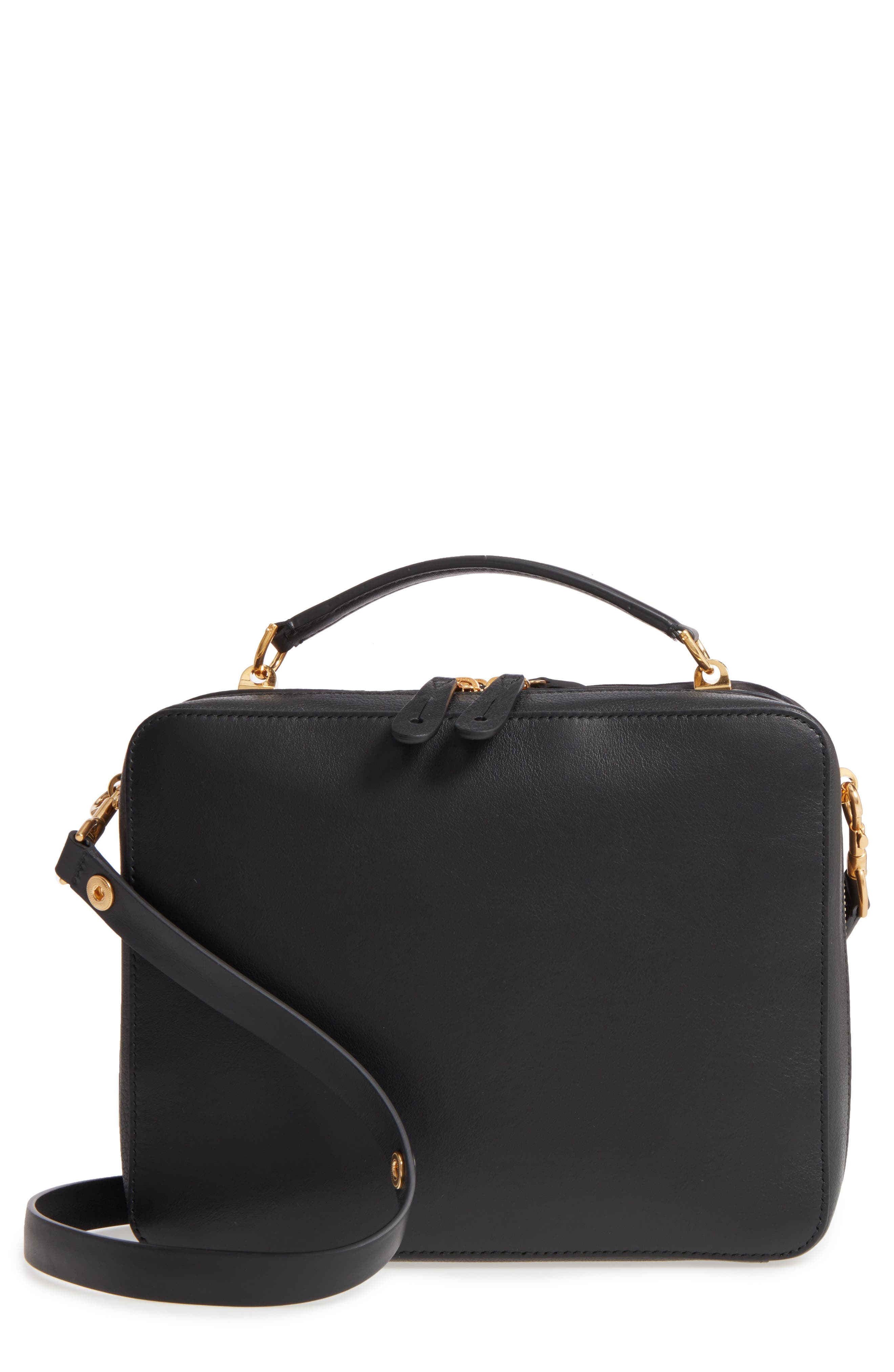 Anya Hindmarch The Stack Leather Satchel
