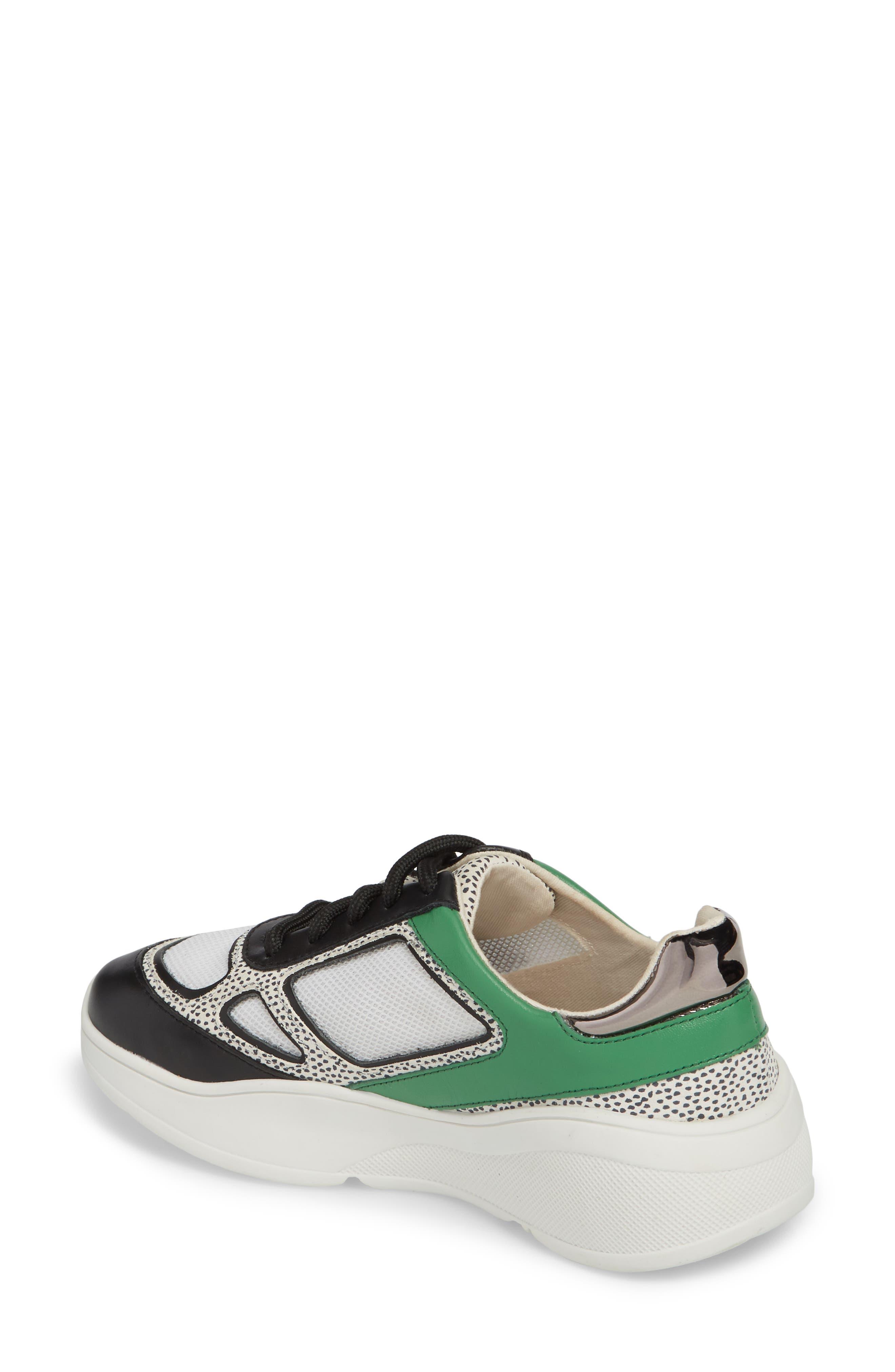 Current Sneaker,                             Alternate thumbnail 2, color,                             White Multi