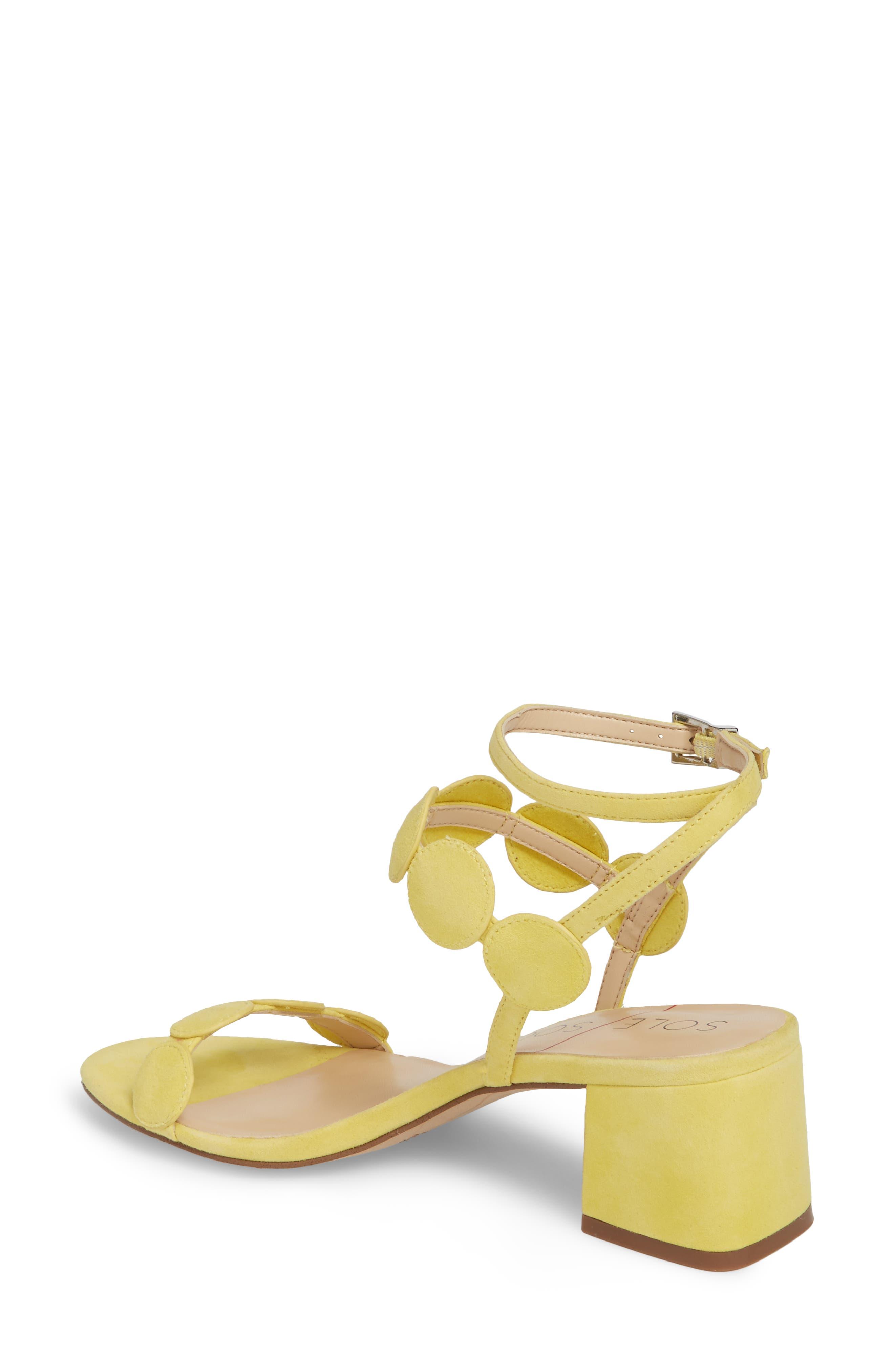 Alternate Image 2  - Sole Society Shea Block Heel Sandal (Women)