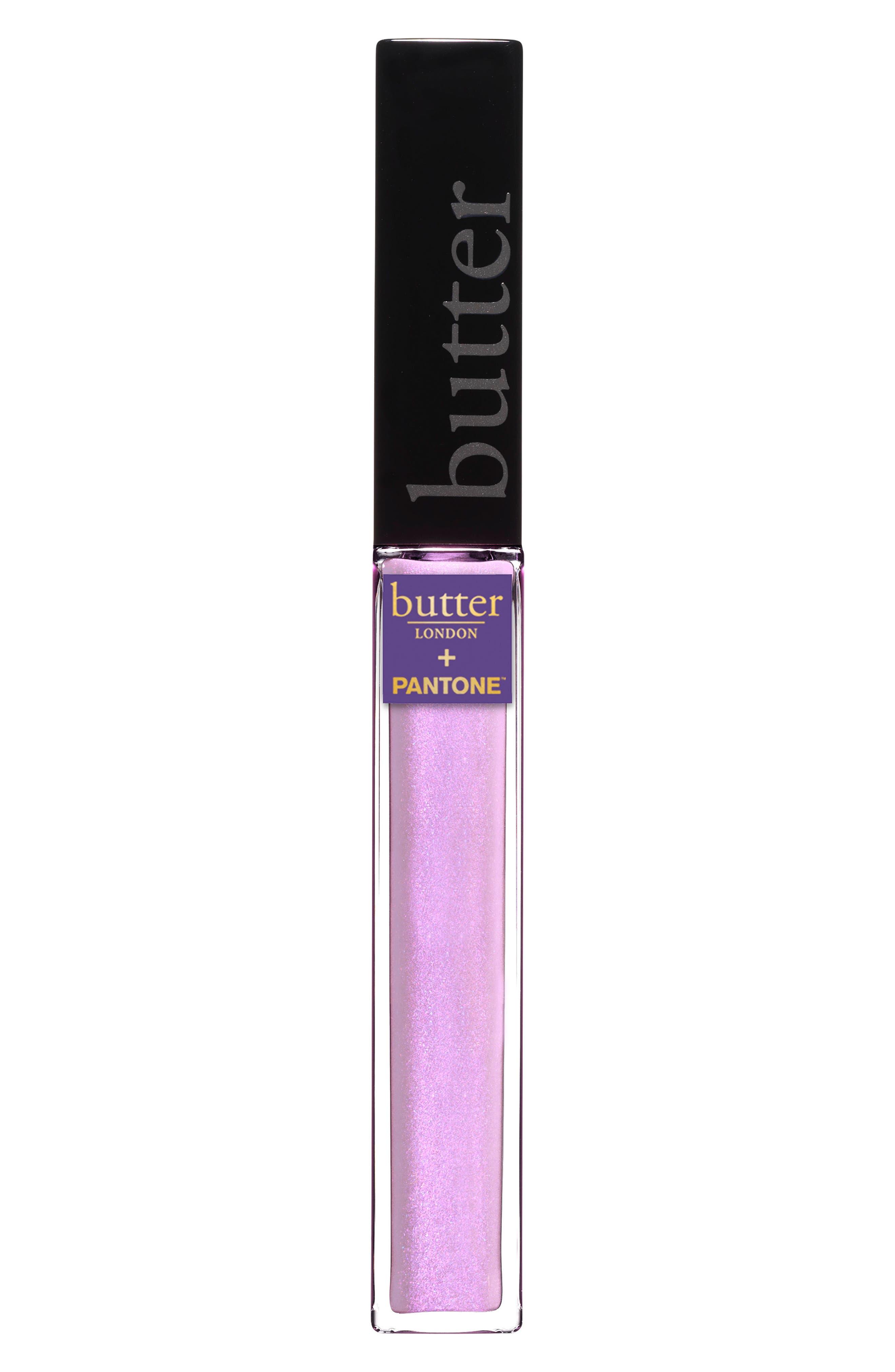 butter LONDON + Pantone™ Color of the Year 2018 Plush Rush Lip Gloss