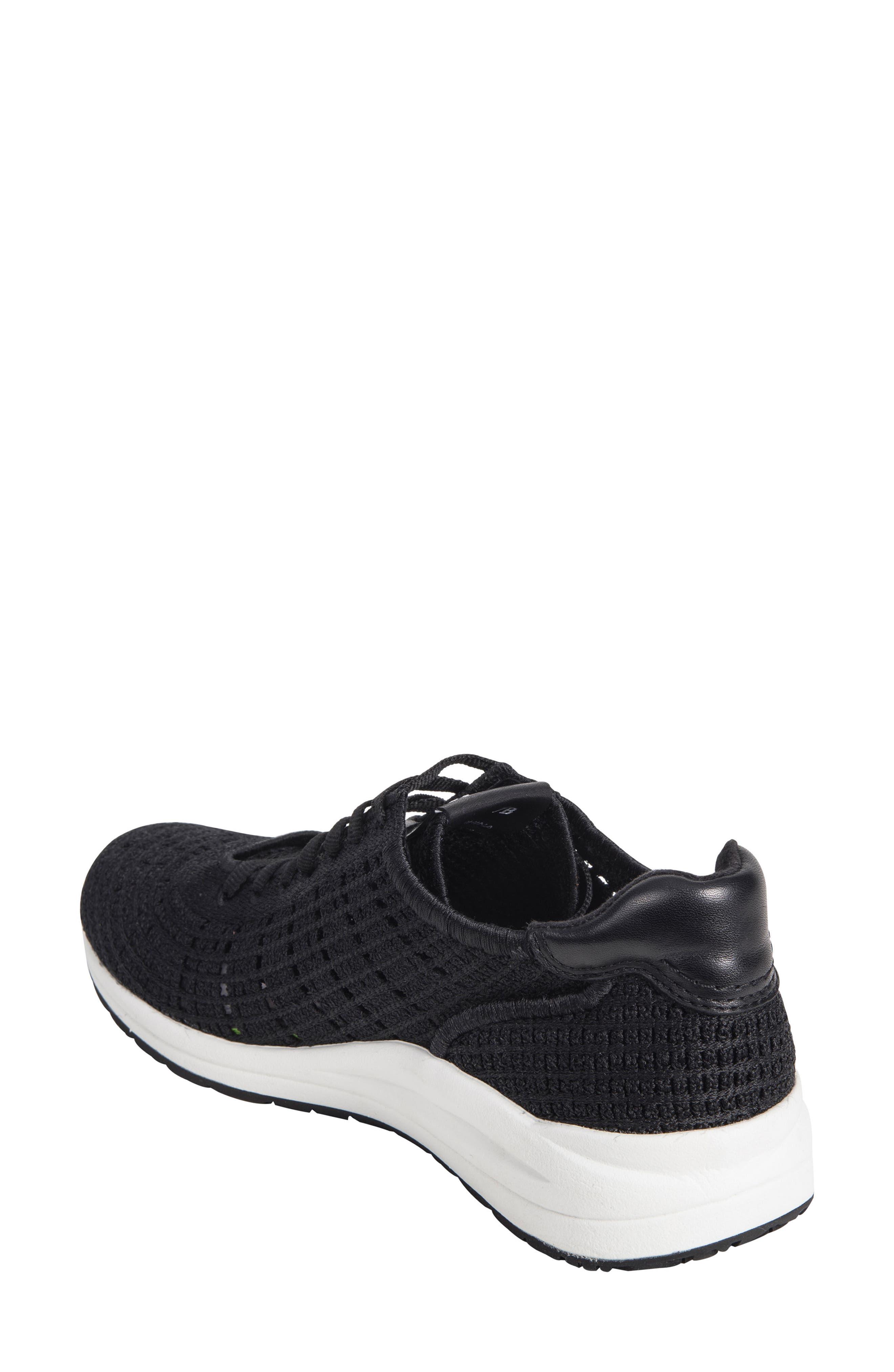 Earth Vital Sneaker,                             Alternate thumbnail 2, color,                             Black